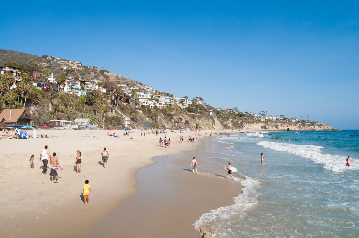 Laguna Beach Stock Photo LB0015