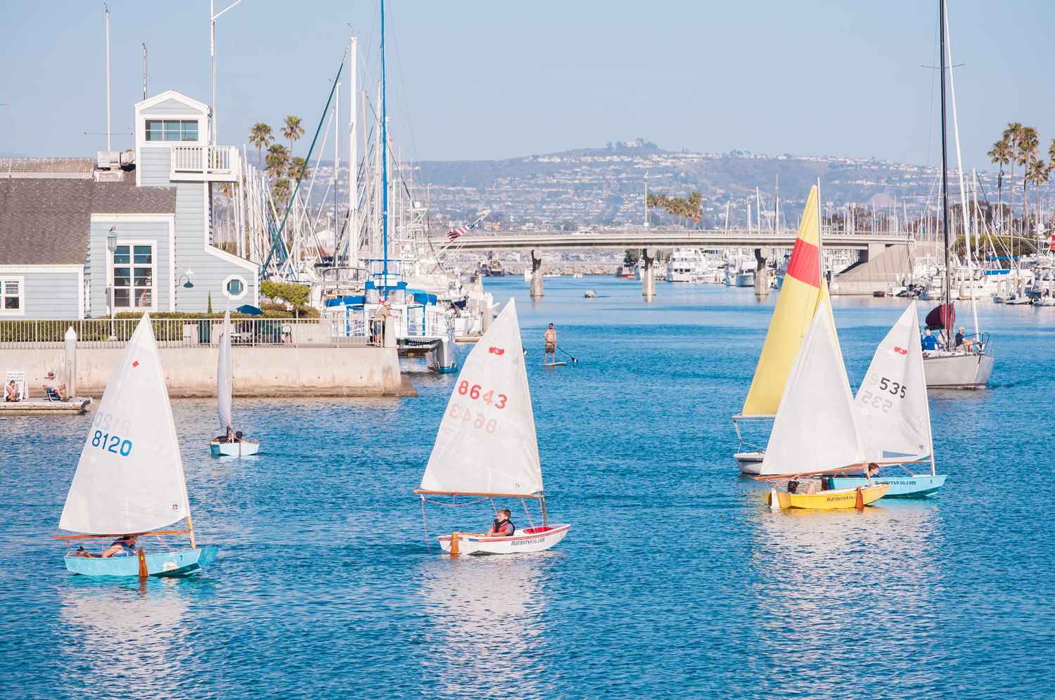 Dana Point Stock Photo DP0053