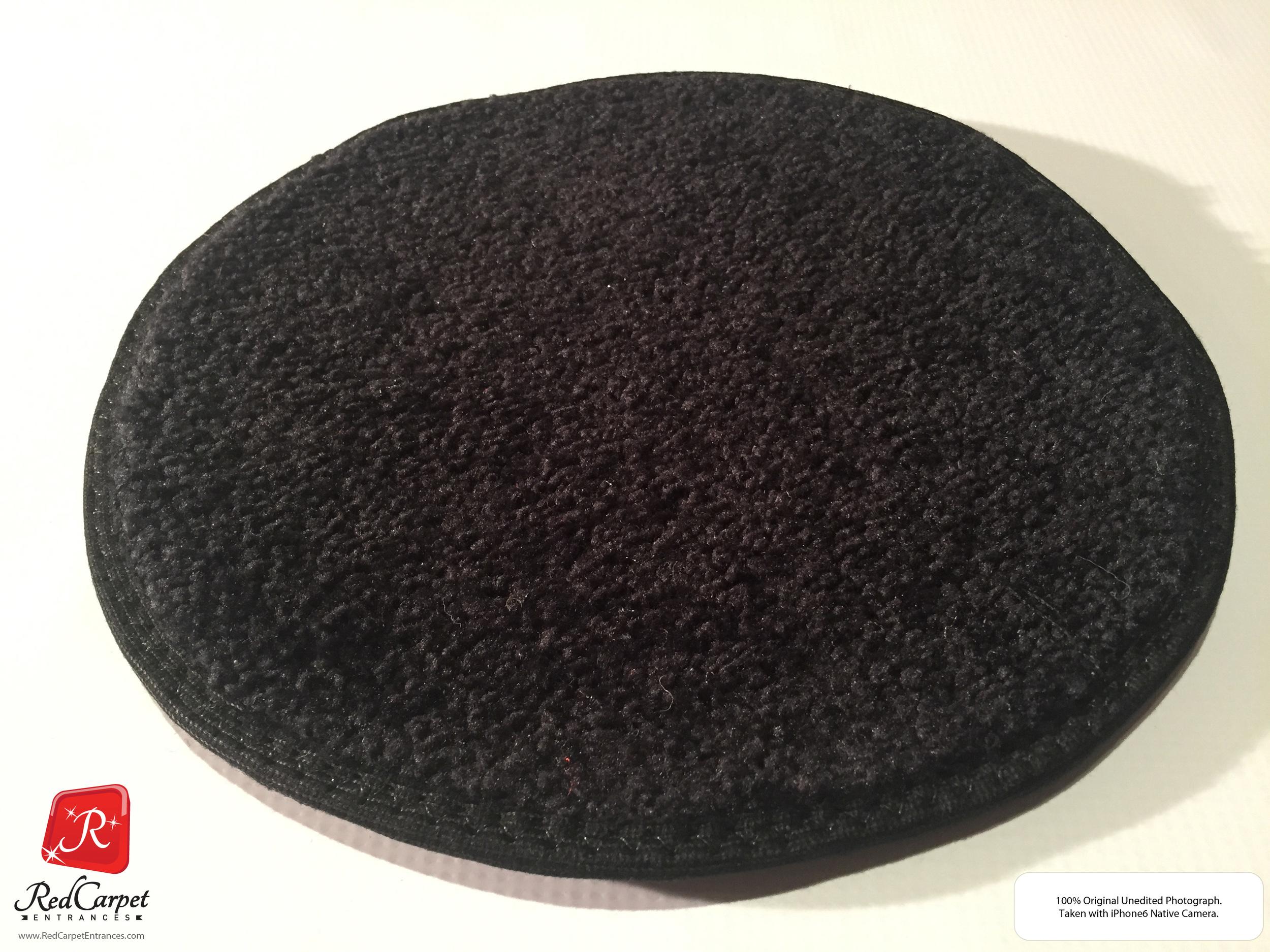 Black Carpet Runner
