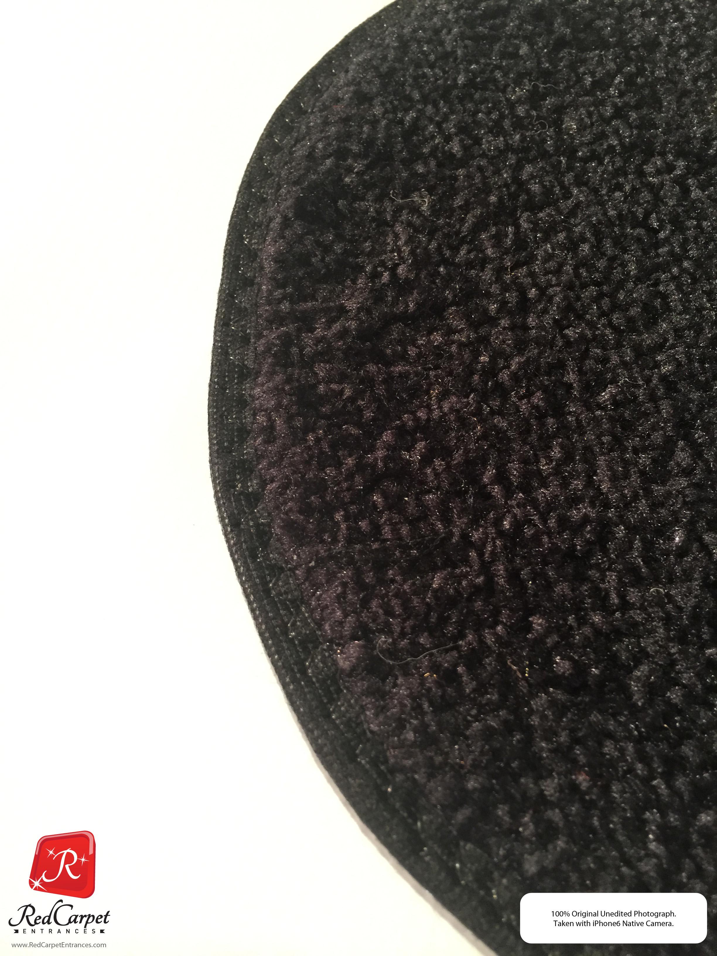 Black Event Rugs