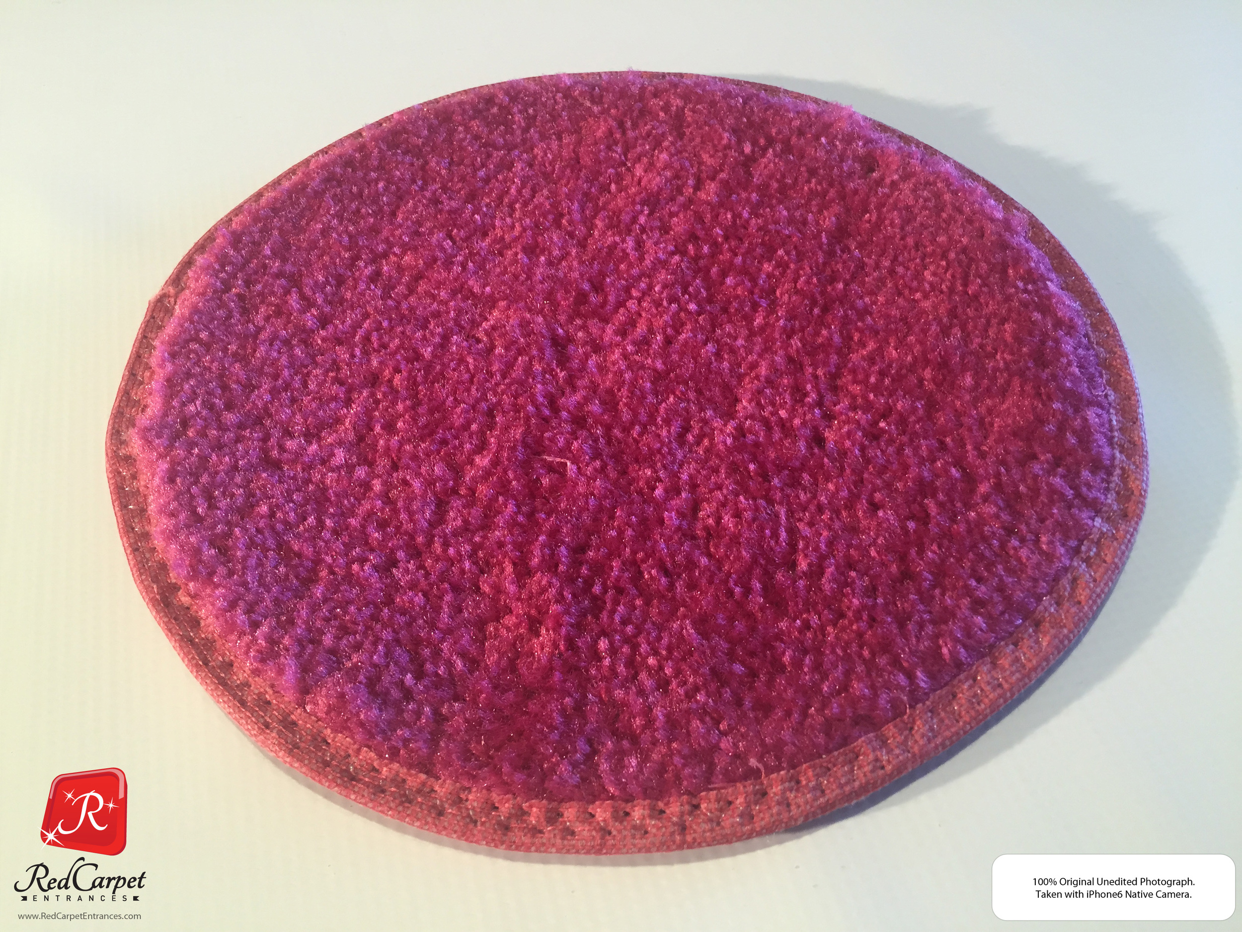 Hot Pink Carpet Runner