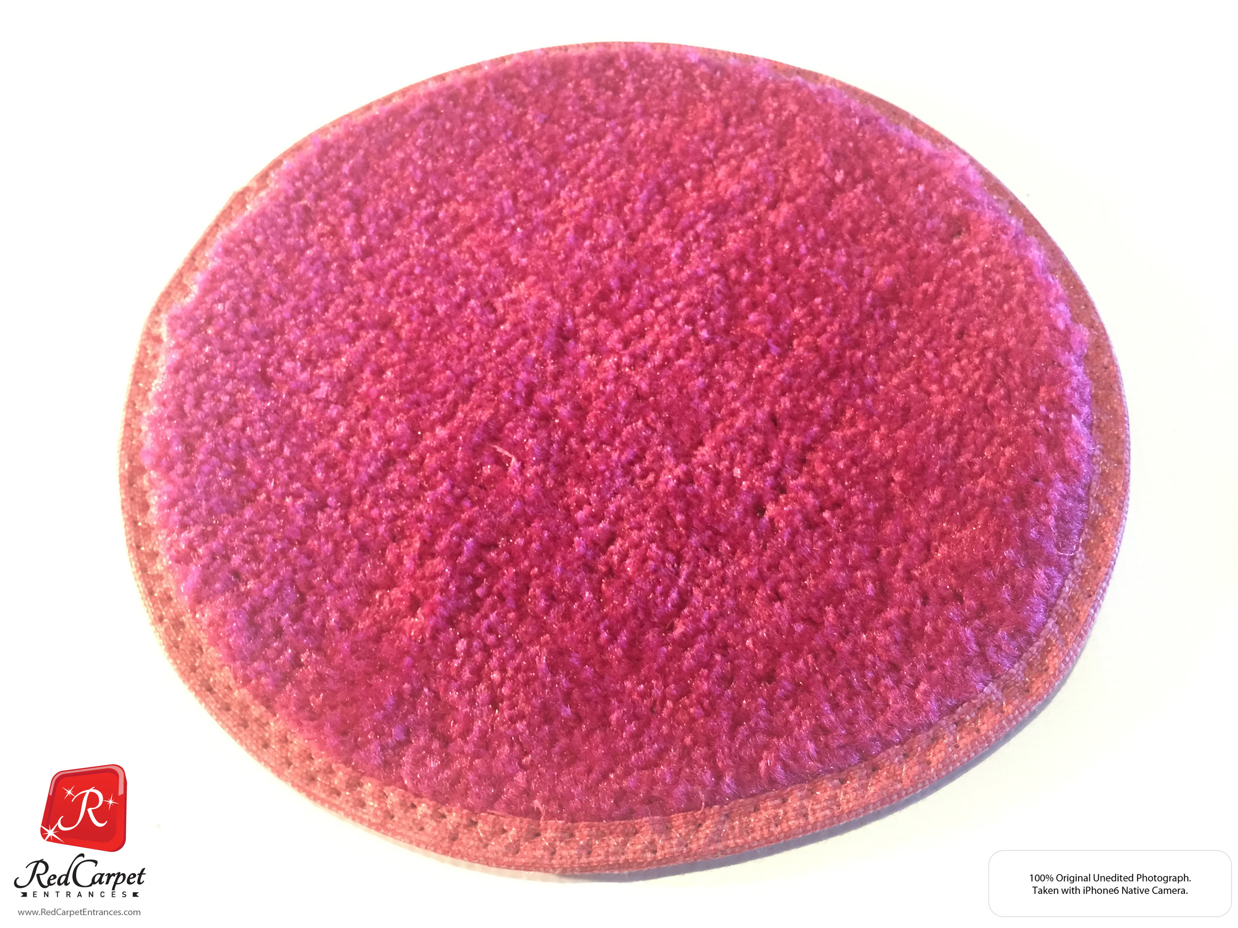 Hot Pink Event Rugs