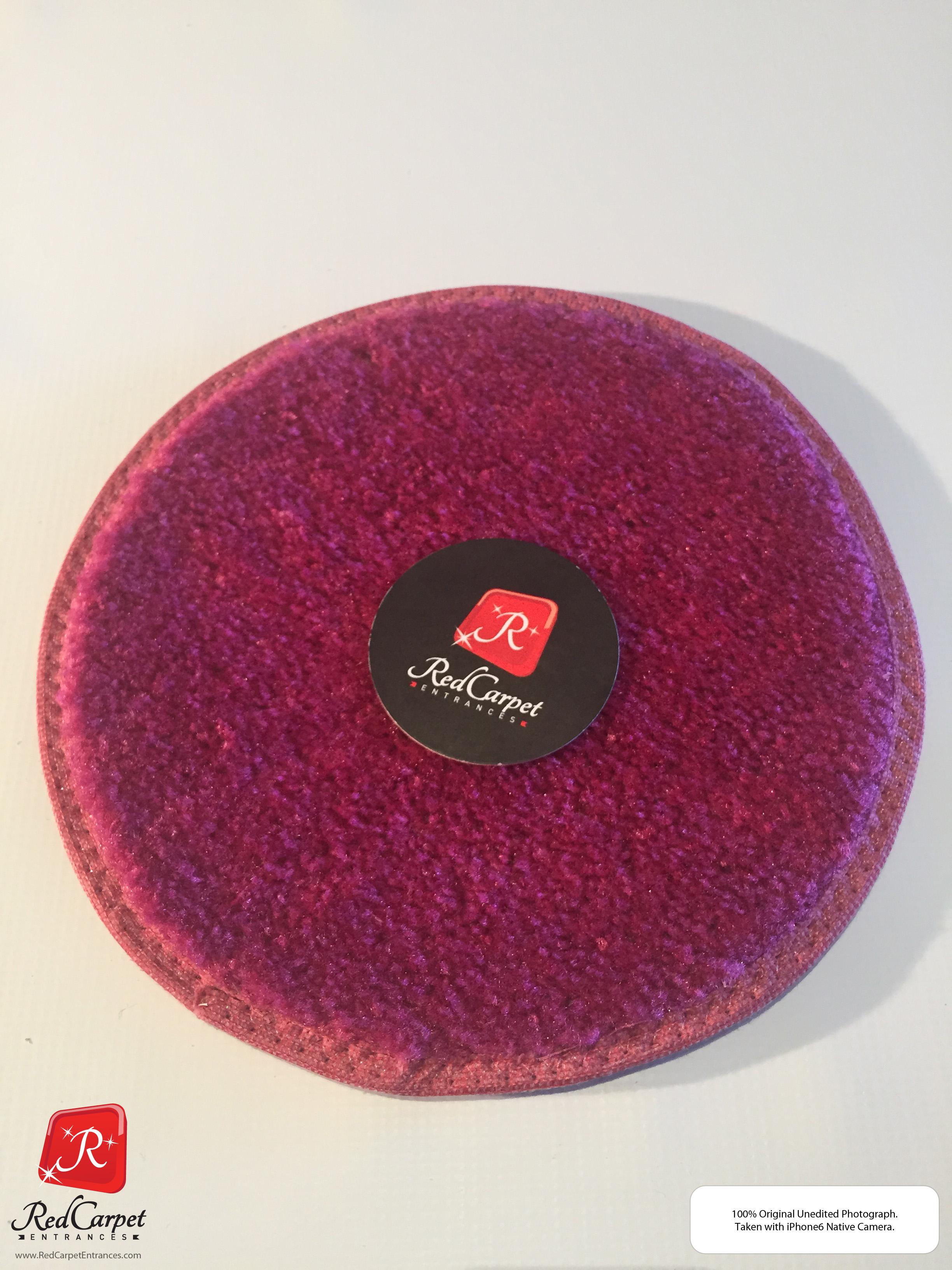 Pink Event Carpet
