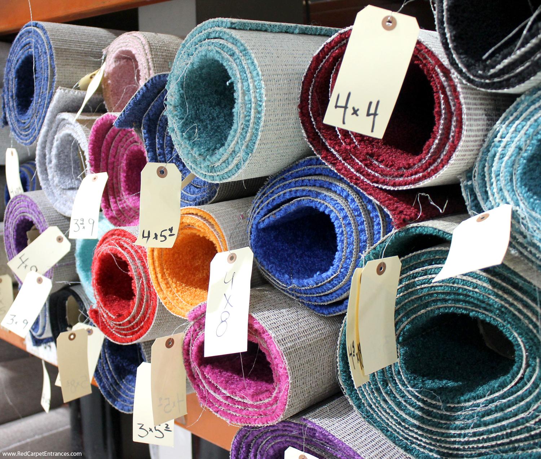 Custom Event Carpet Production