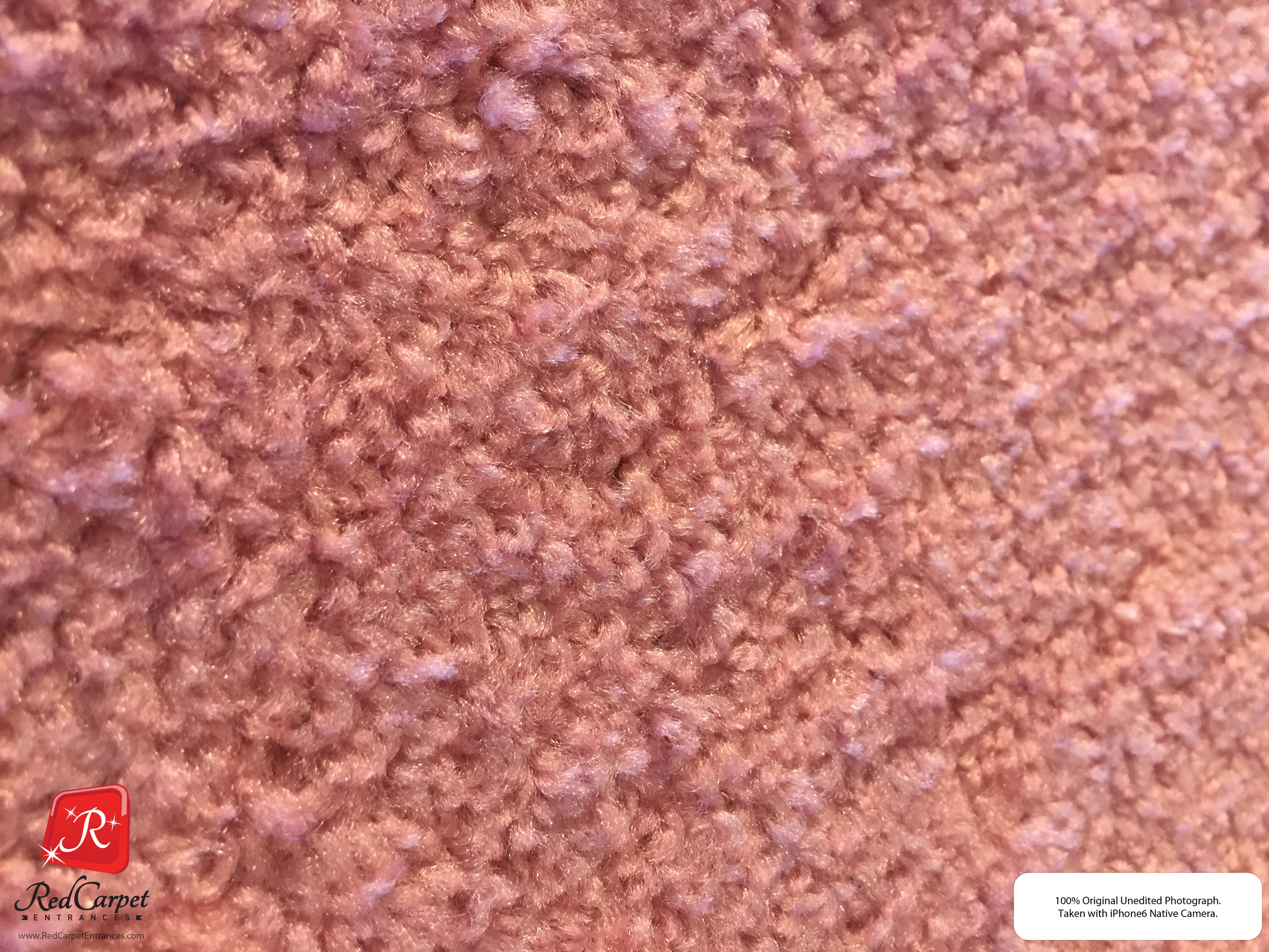 Pink Carpet for Events