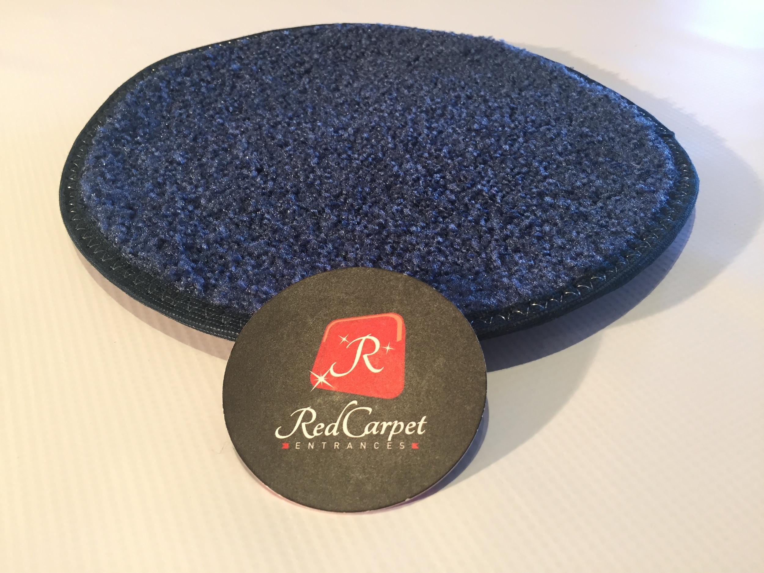 Navy Blue Event Carpet