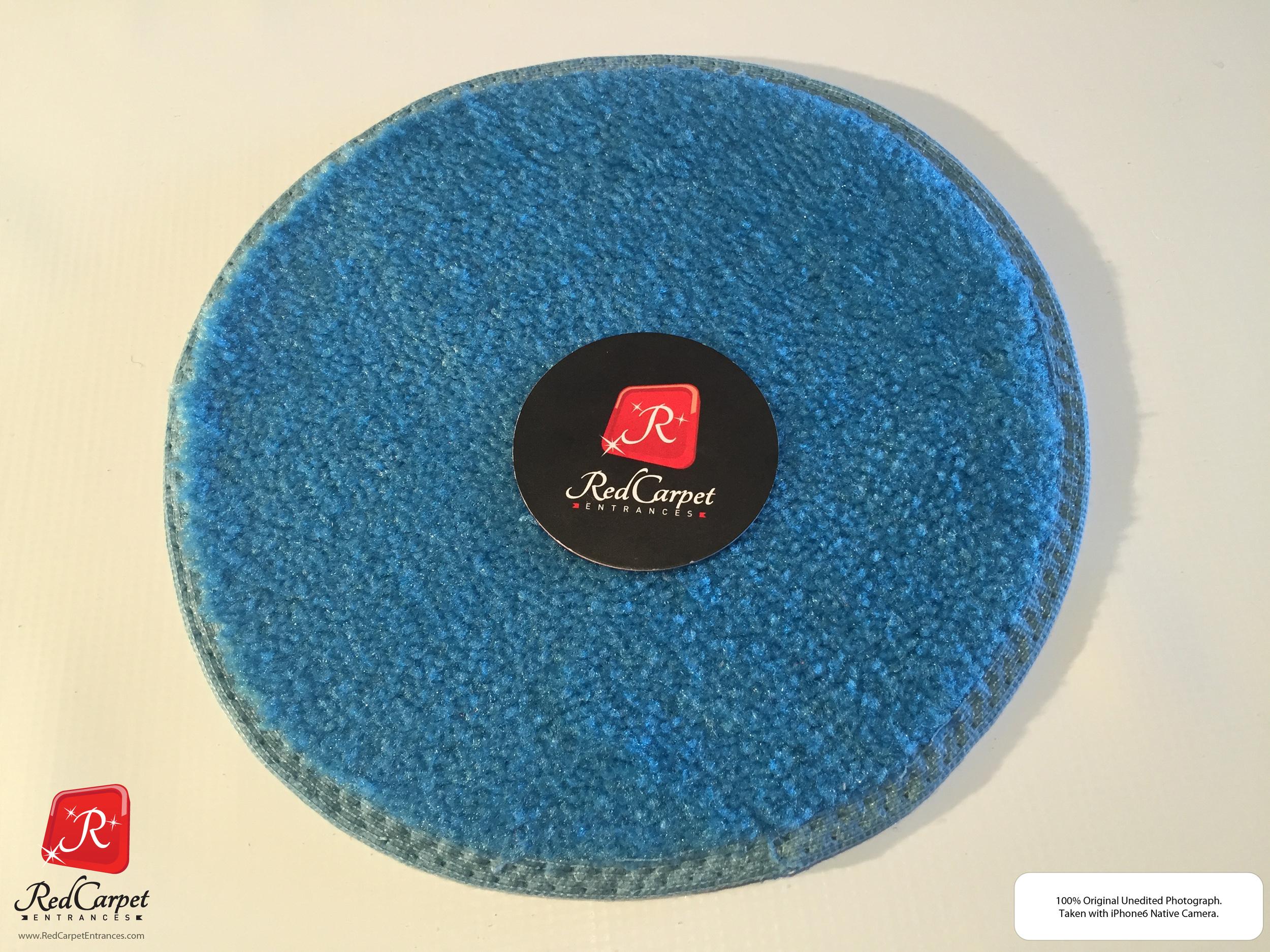 Baby Blue Carpet Runner