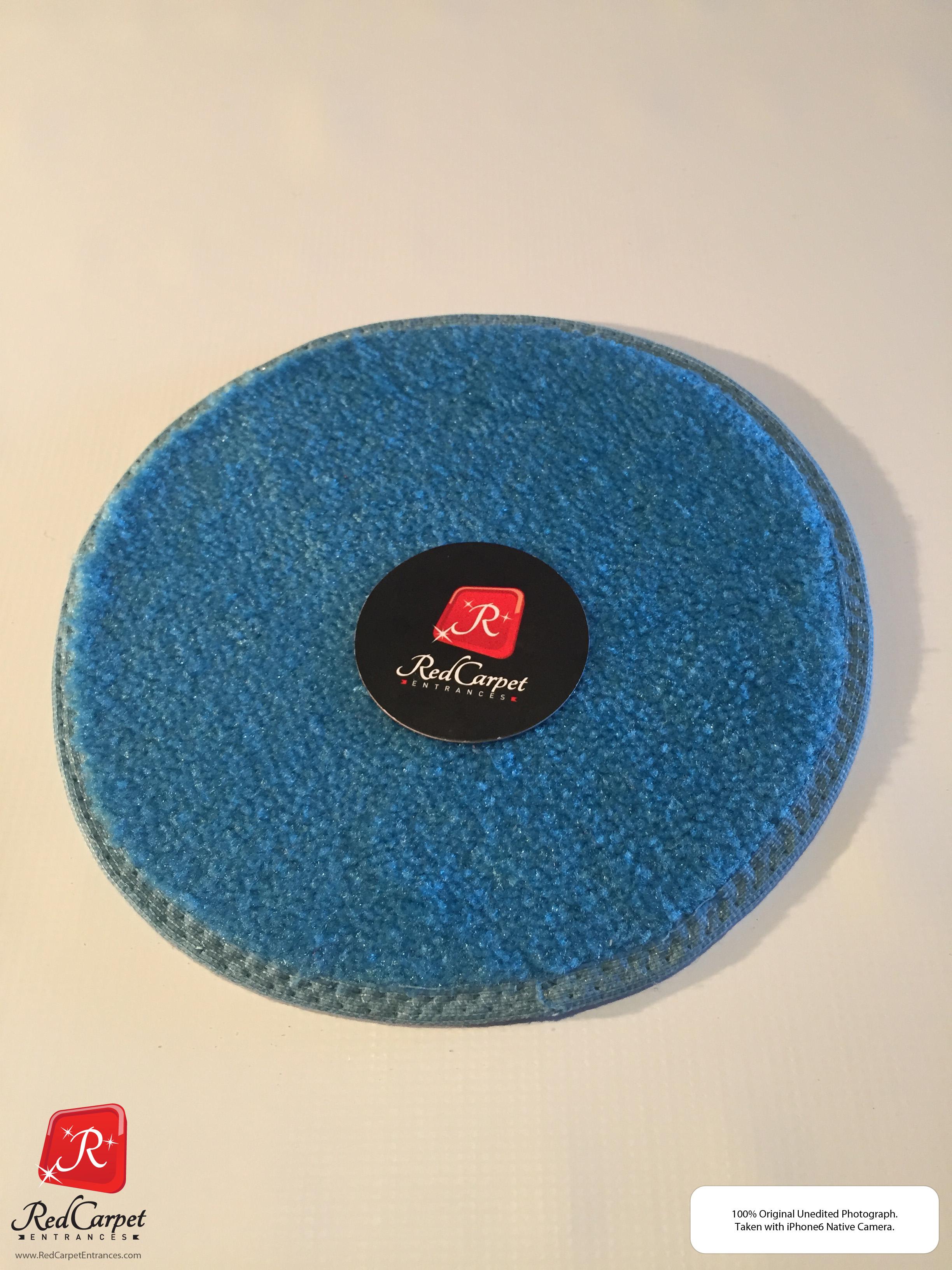 Baby Blue Runner Rug