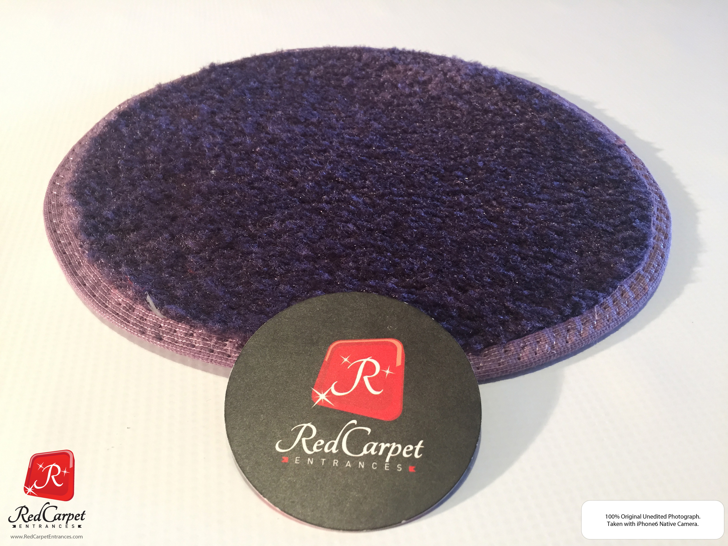 Purple Carpet Runner