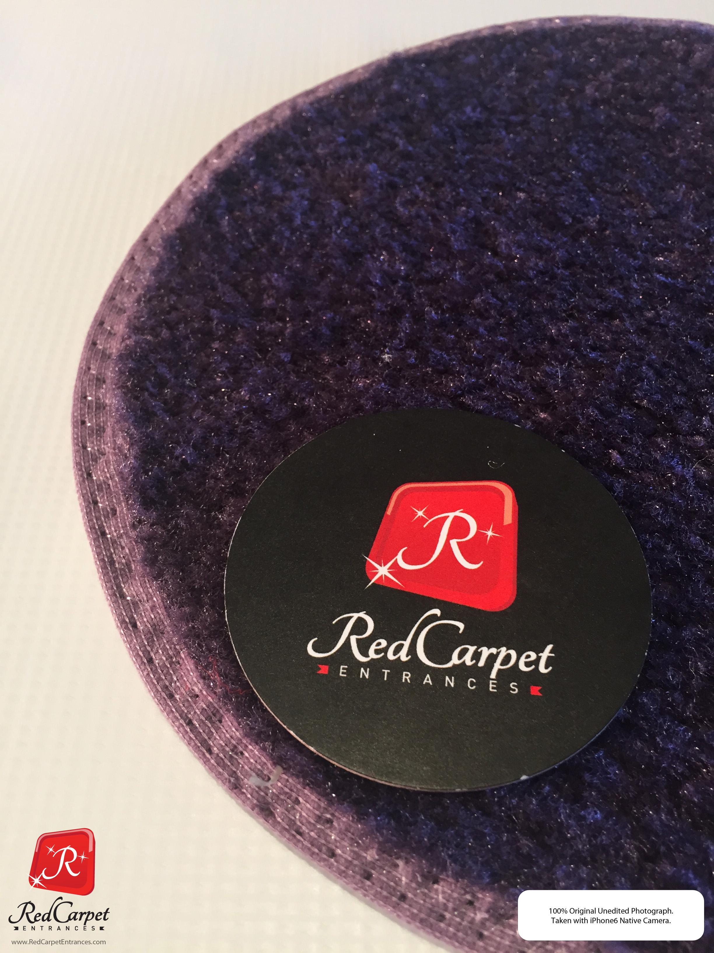 Purple Event Carpet