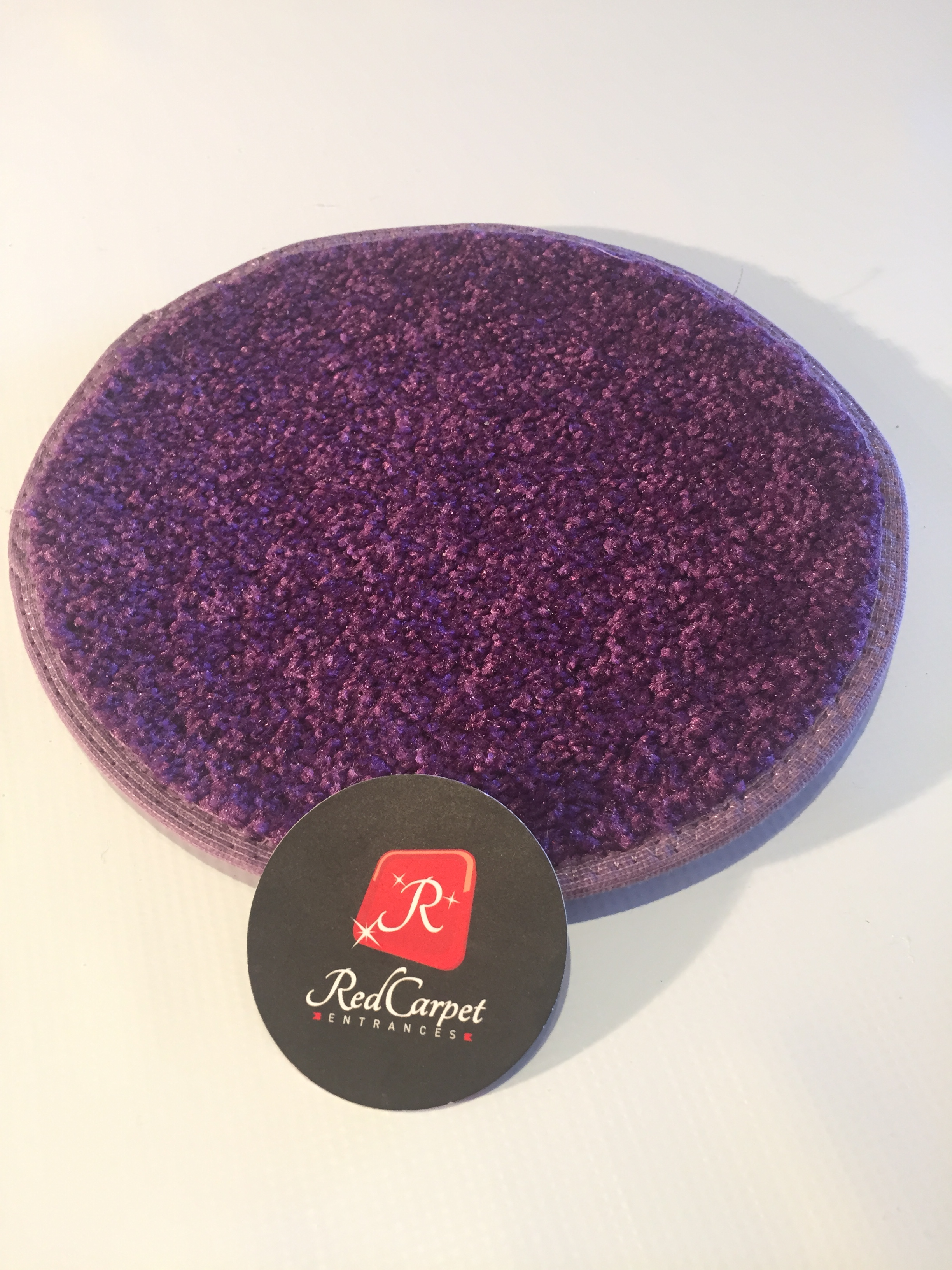 Royal Purple Carpet Runners