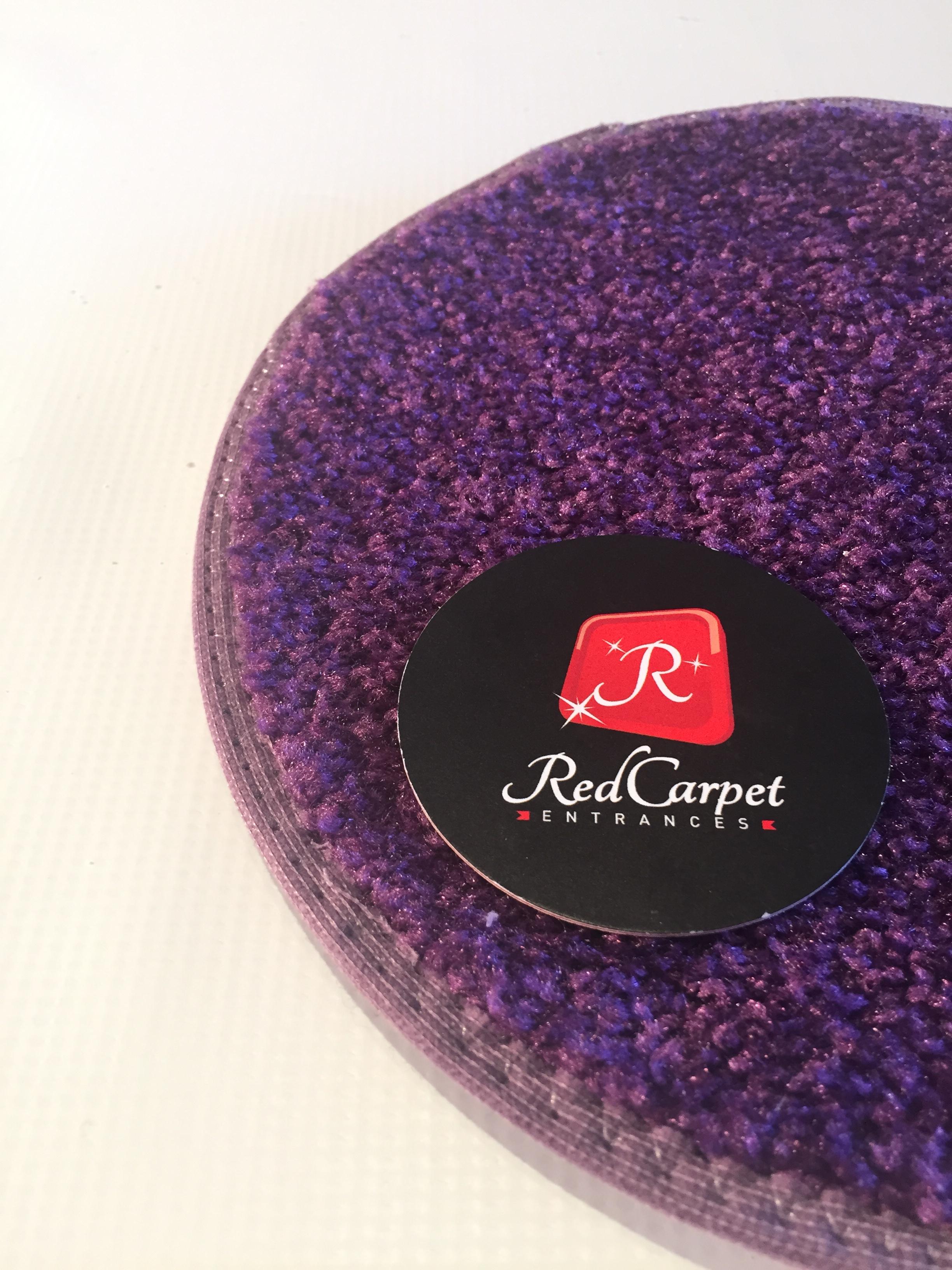 Royal Purple Event Carpet