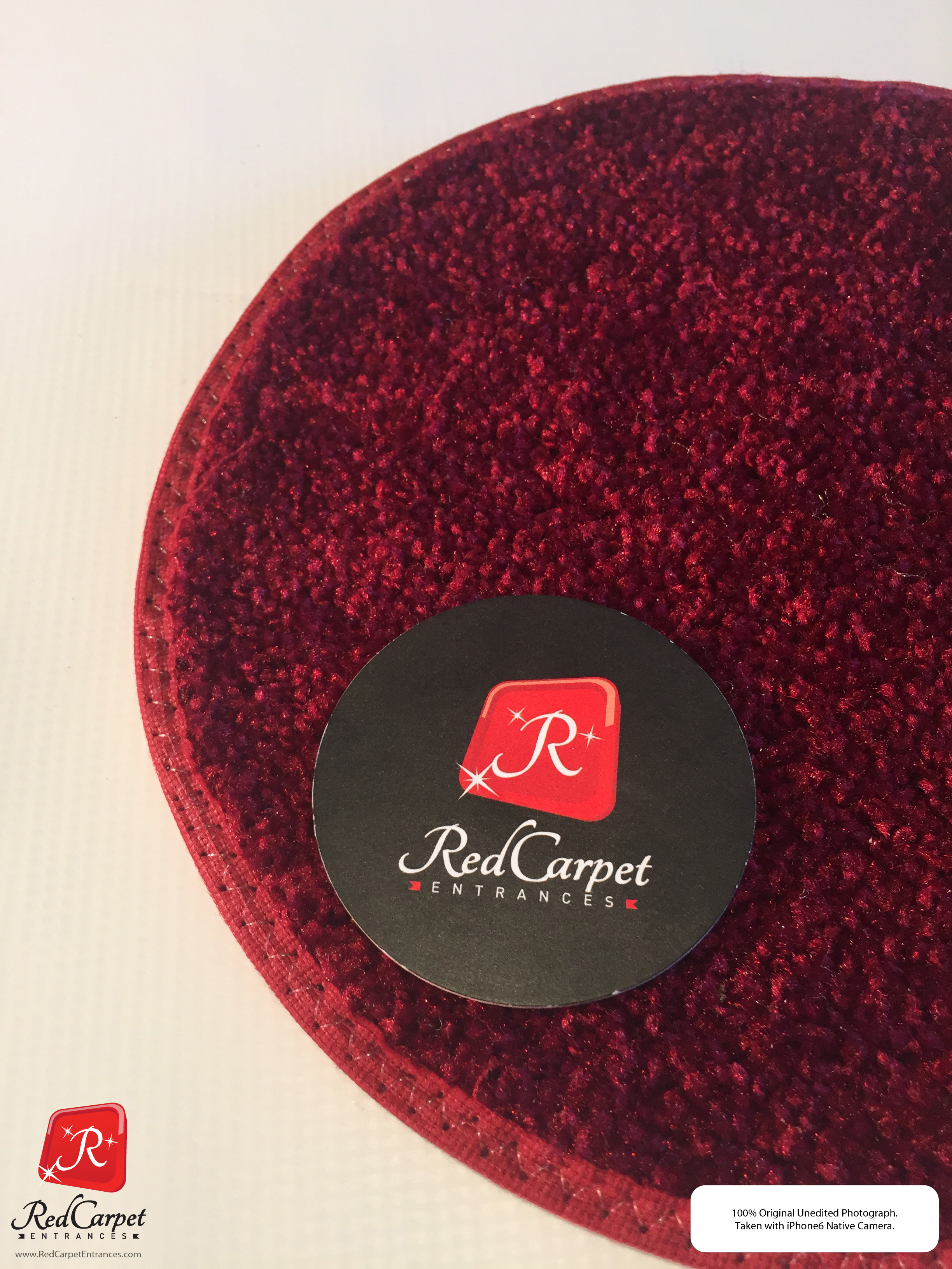 Maroon Event Rugs
