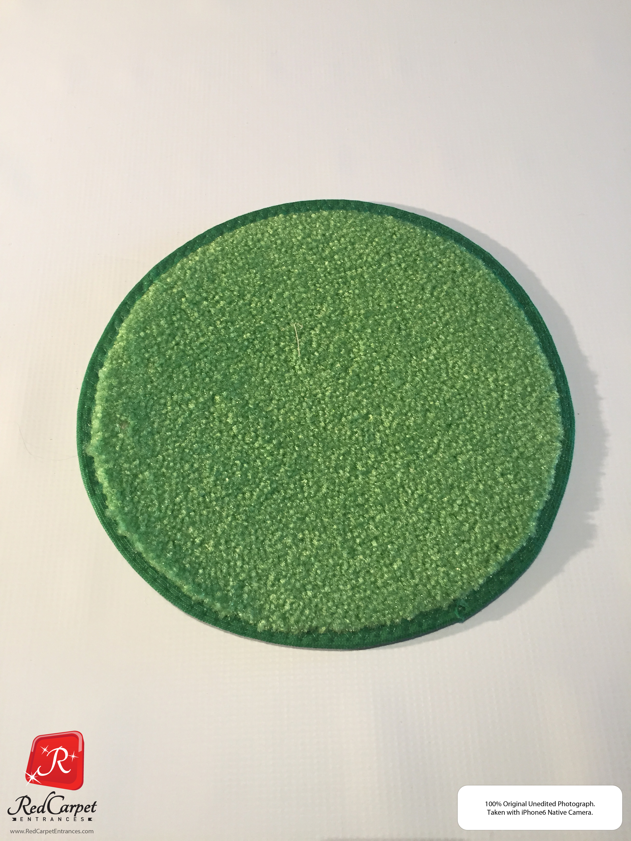 Bright Green Event Rugs