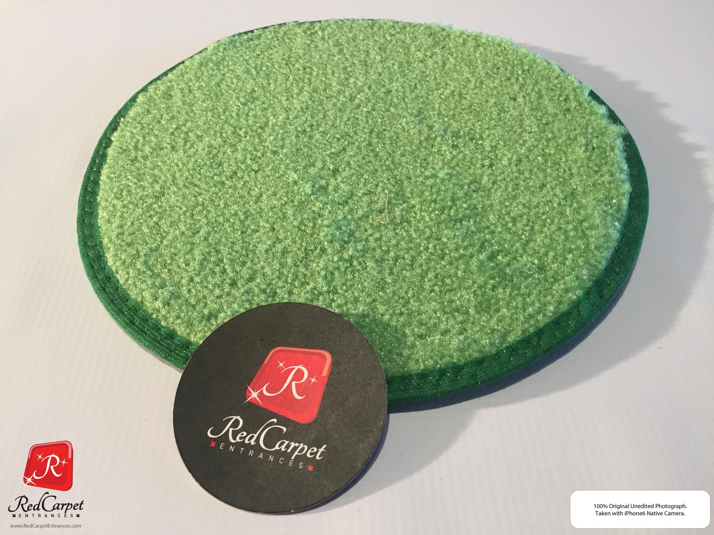 Lime Green Carpet Runner