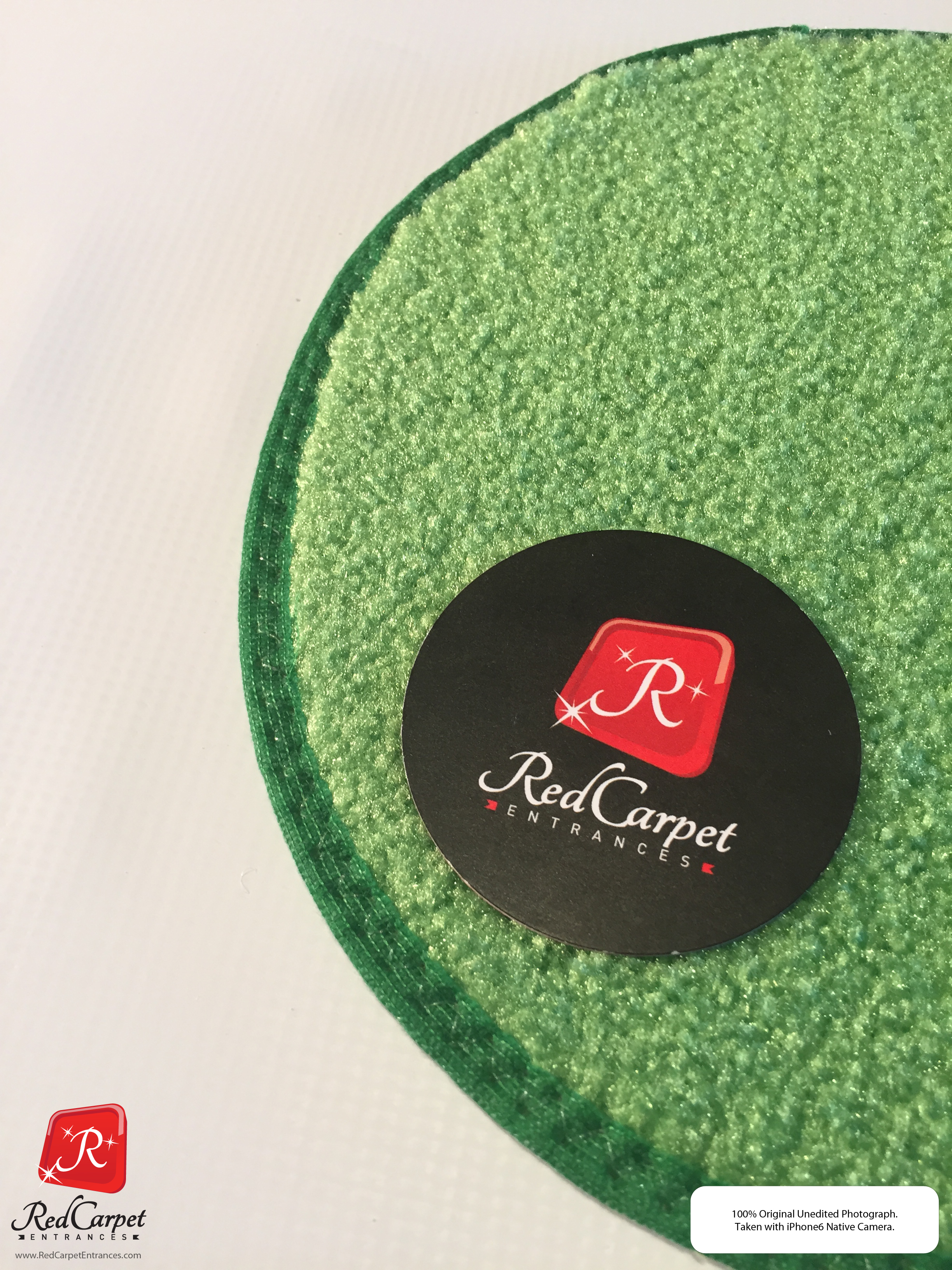 Lime Green Event Rugs