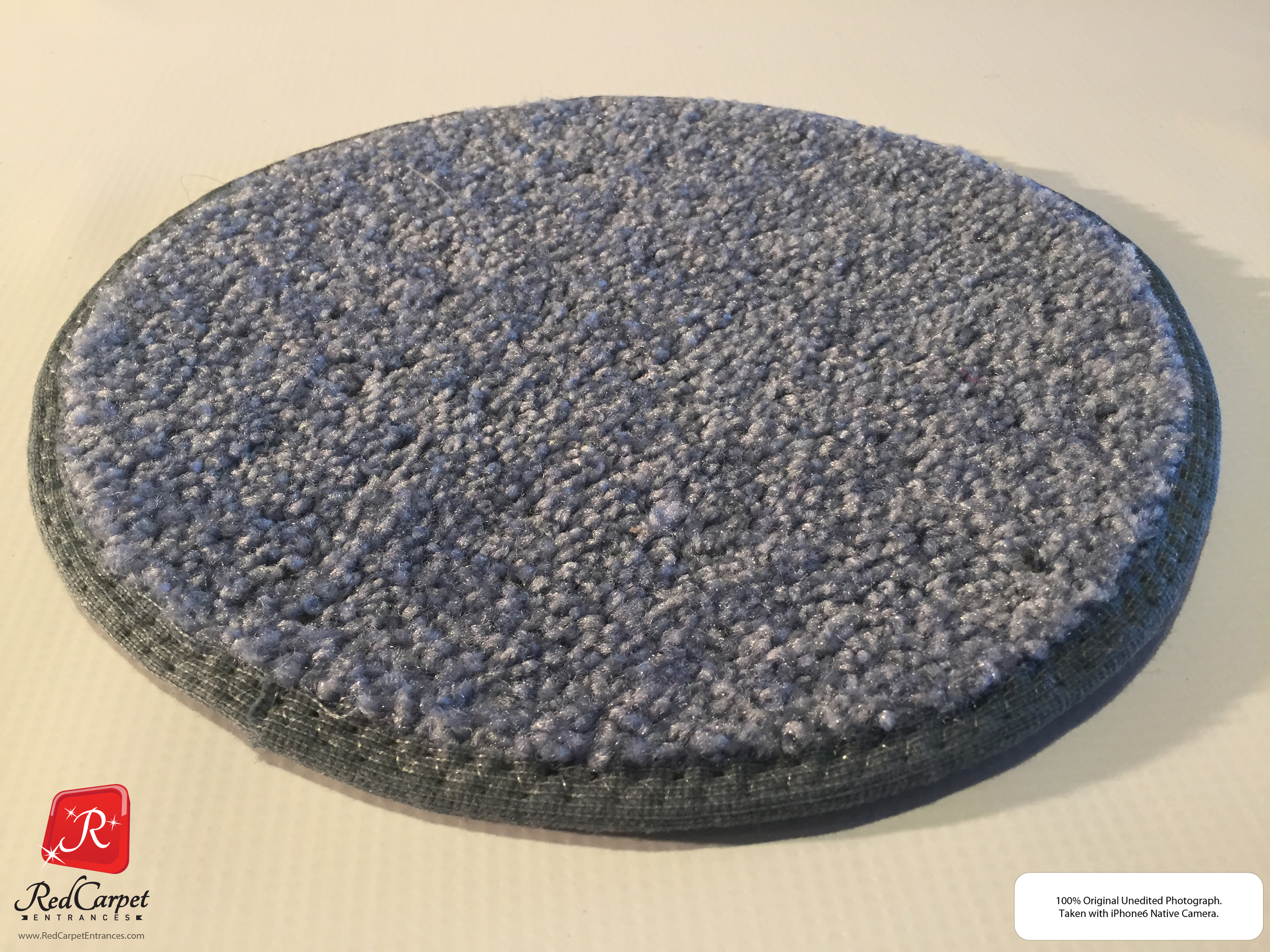 Gray Blue Event Carpets