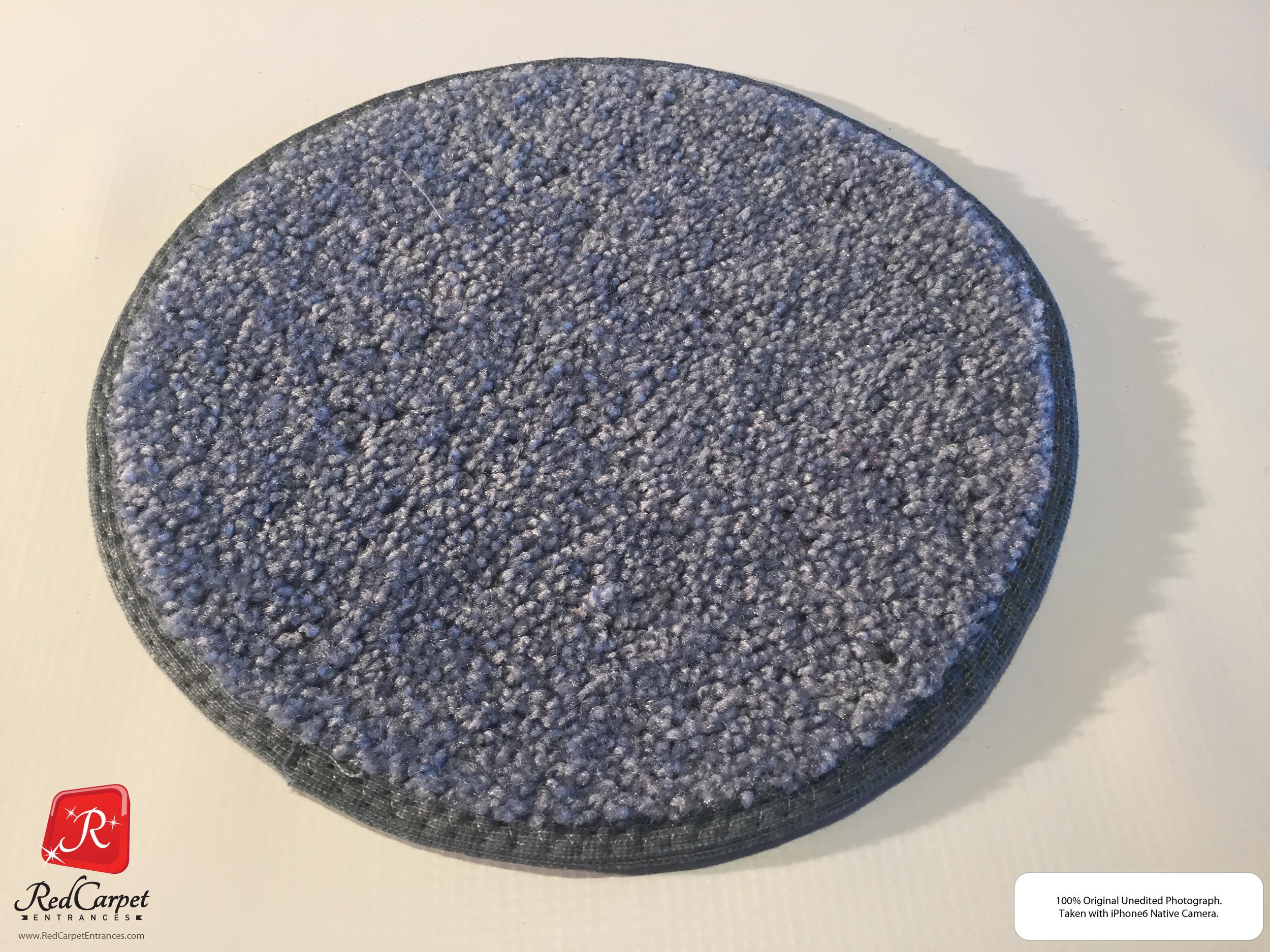 Gray Blue Event Rug
