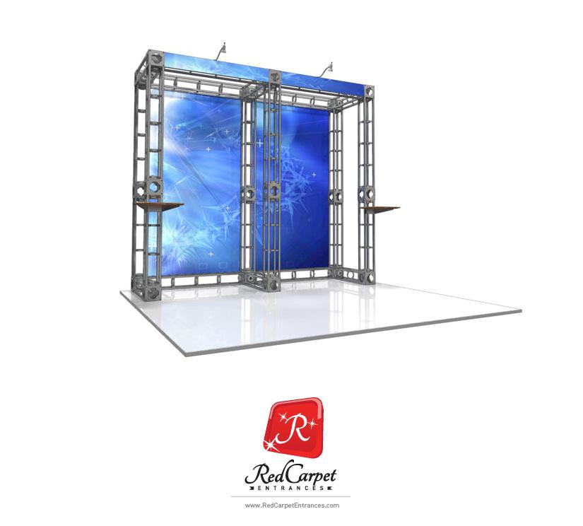 truss display 10x10