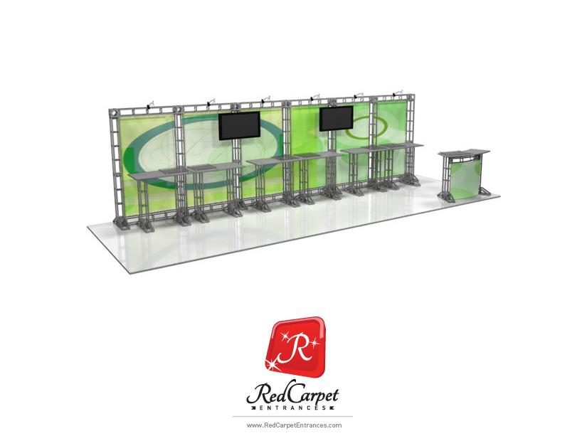 10x30 Truss Display