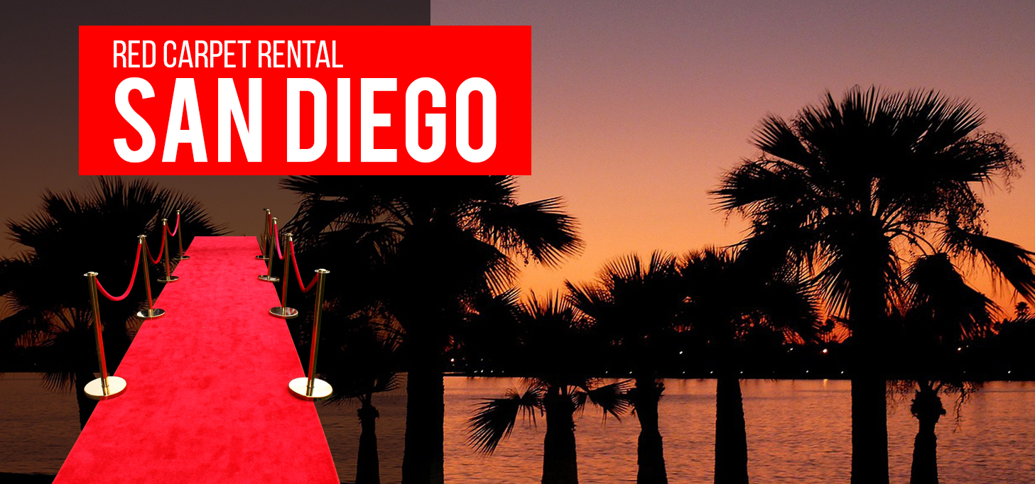Red Carpet Rental San Diego