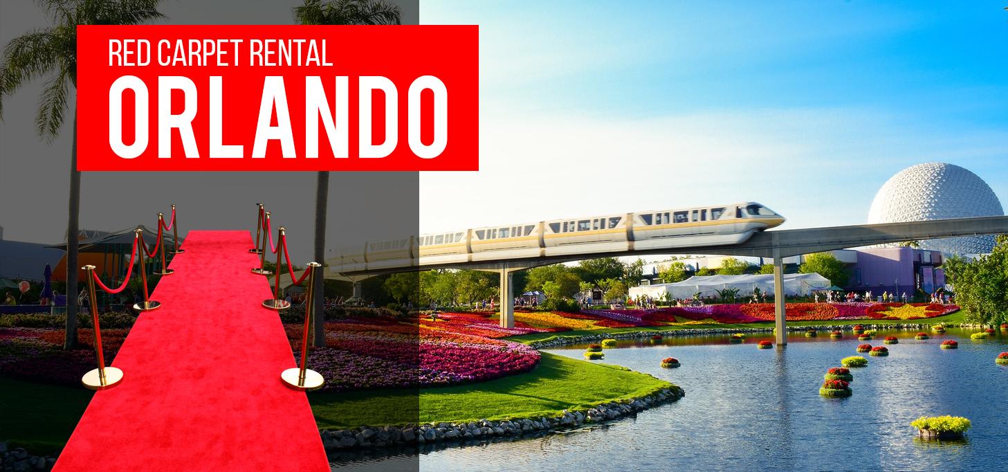 Red Carpet Rental Orlando
