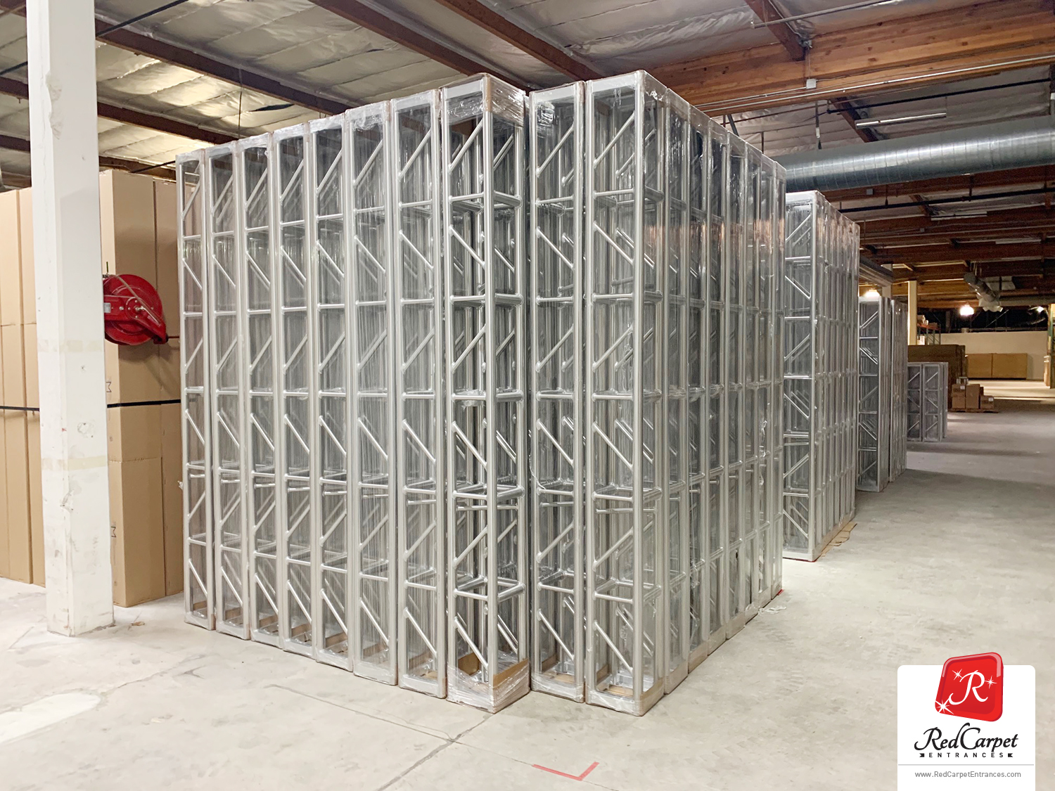 aluminum box truss for sale