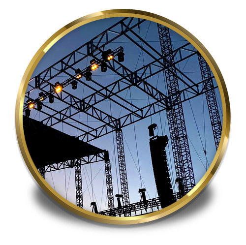 stage truss for sale