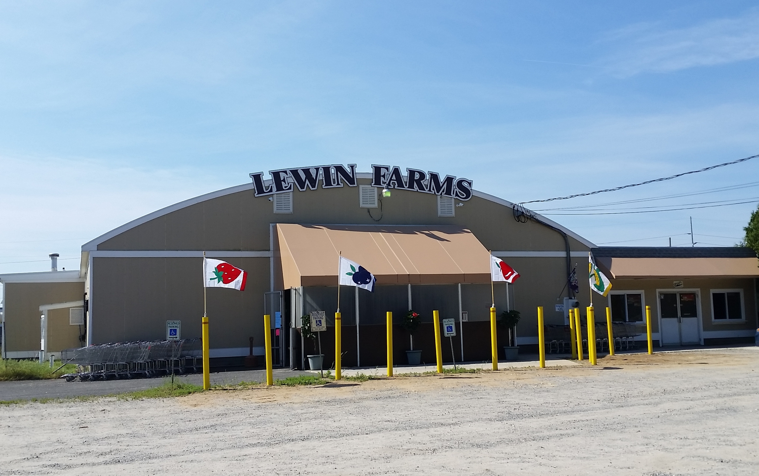 Farm Stand Lewin Farms Homepage