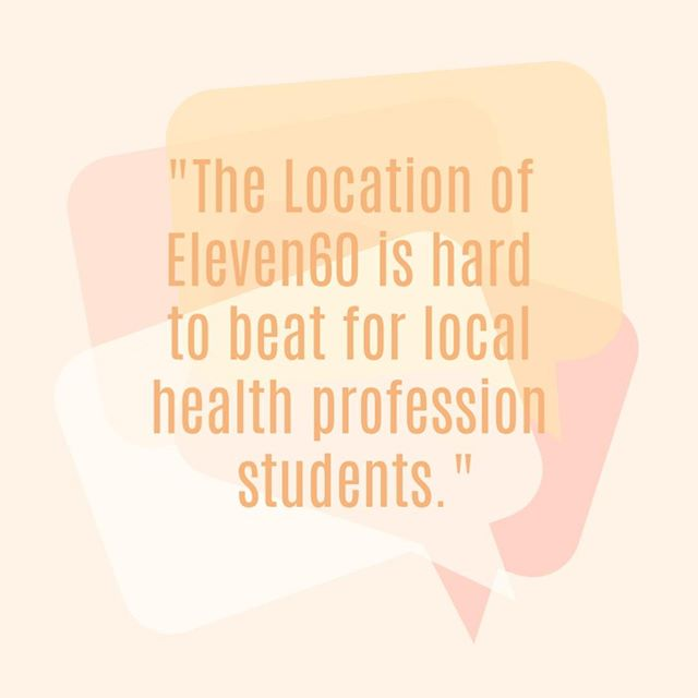 Eleven60 is a perfect place for you to call home if you are a medical student! We are located right around the corner from Memphis Medical District. 🏥  #memphismedicaldistrict #memphis #home