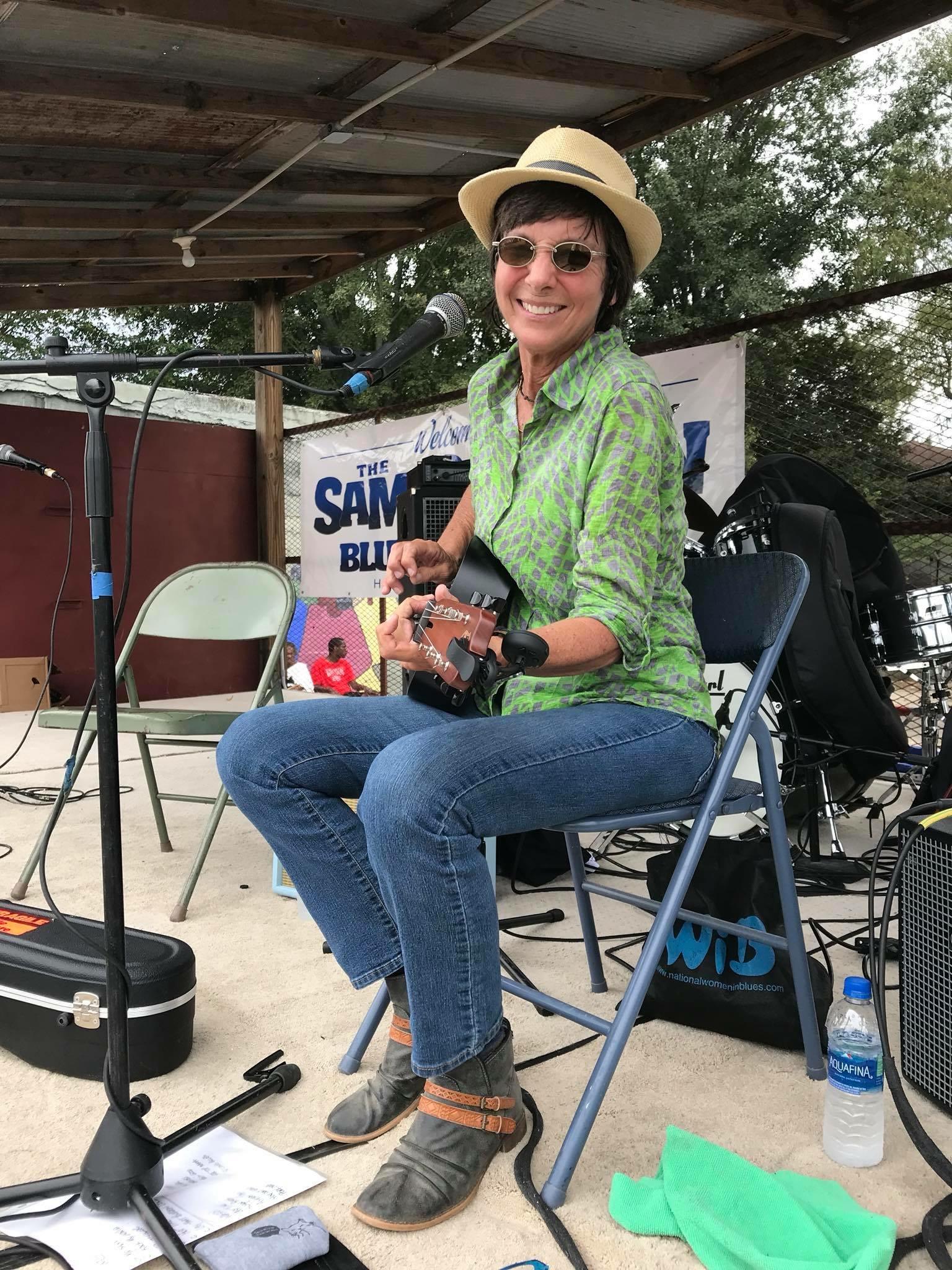 Sam Chatmon Blues Festival 2018 Hollandale, MS photo by Euphus Ruth