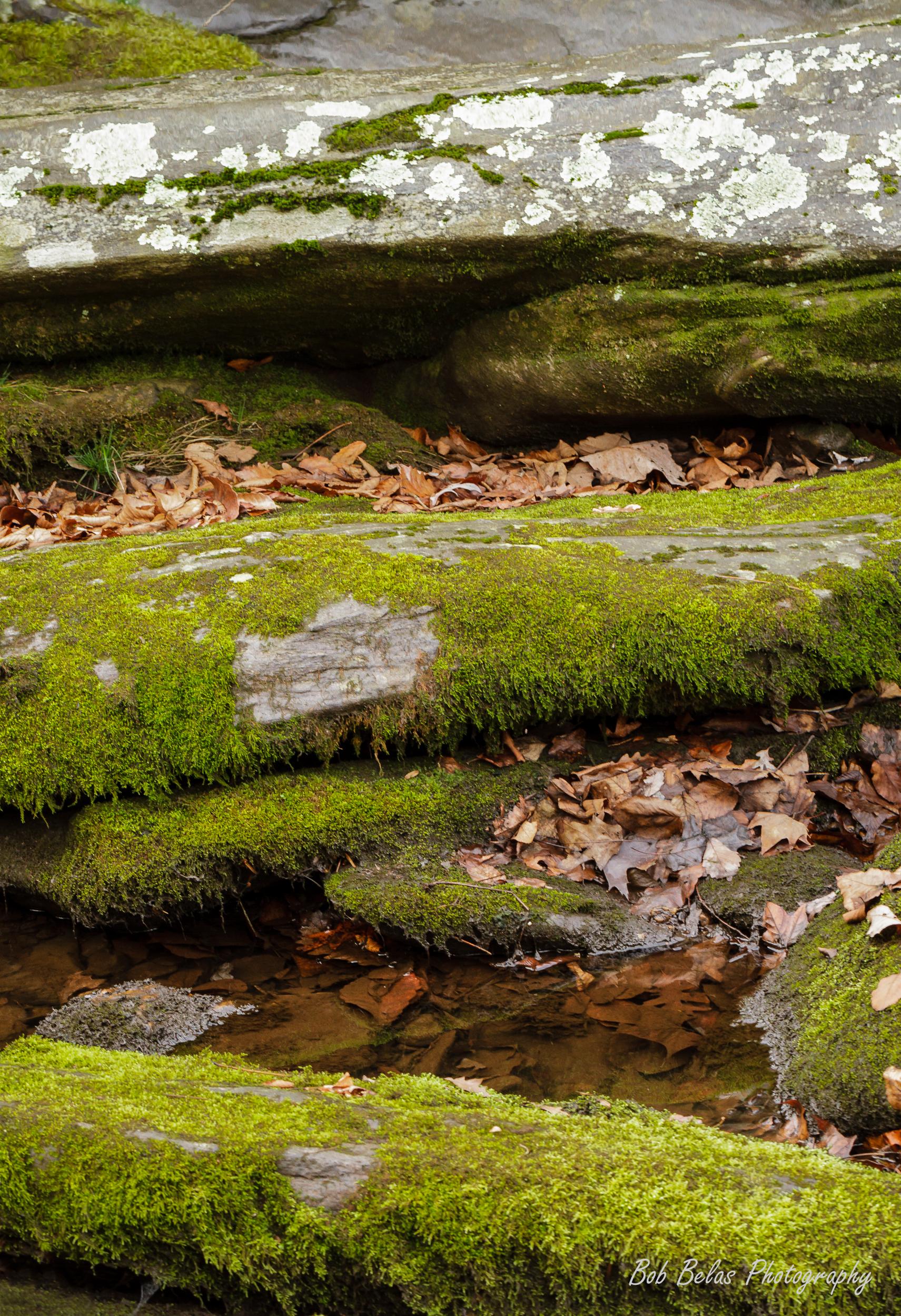 Slanted Boulders