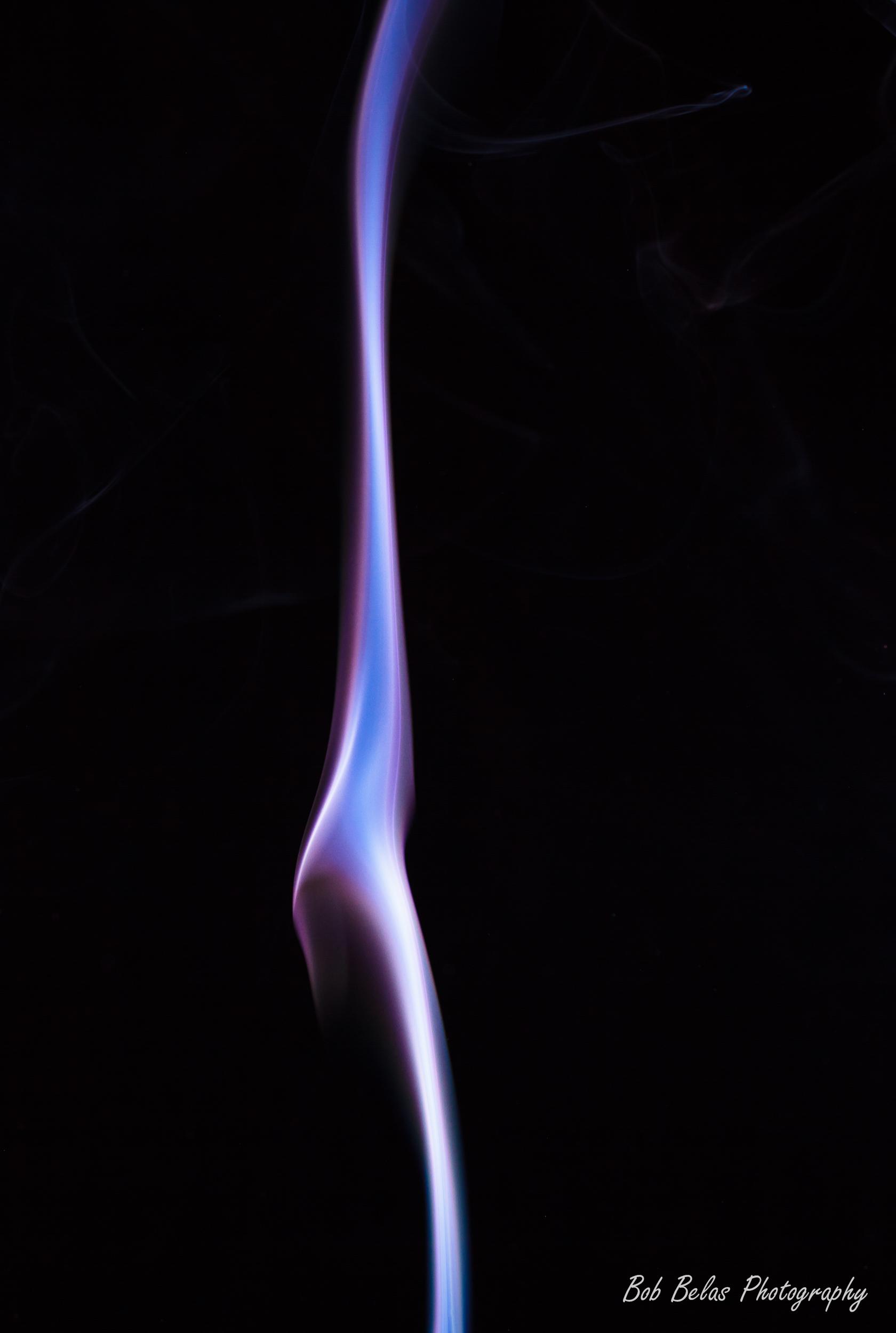 Smooth Smoke #1, color