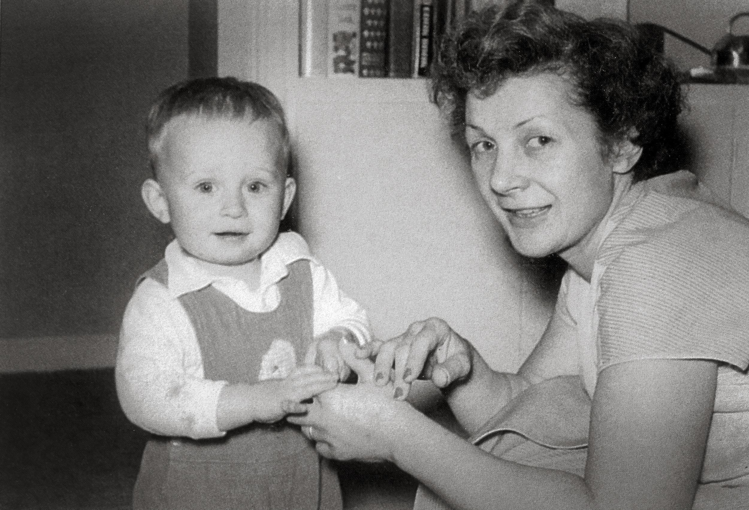 Bob and Mom