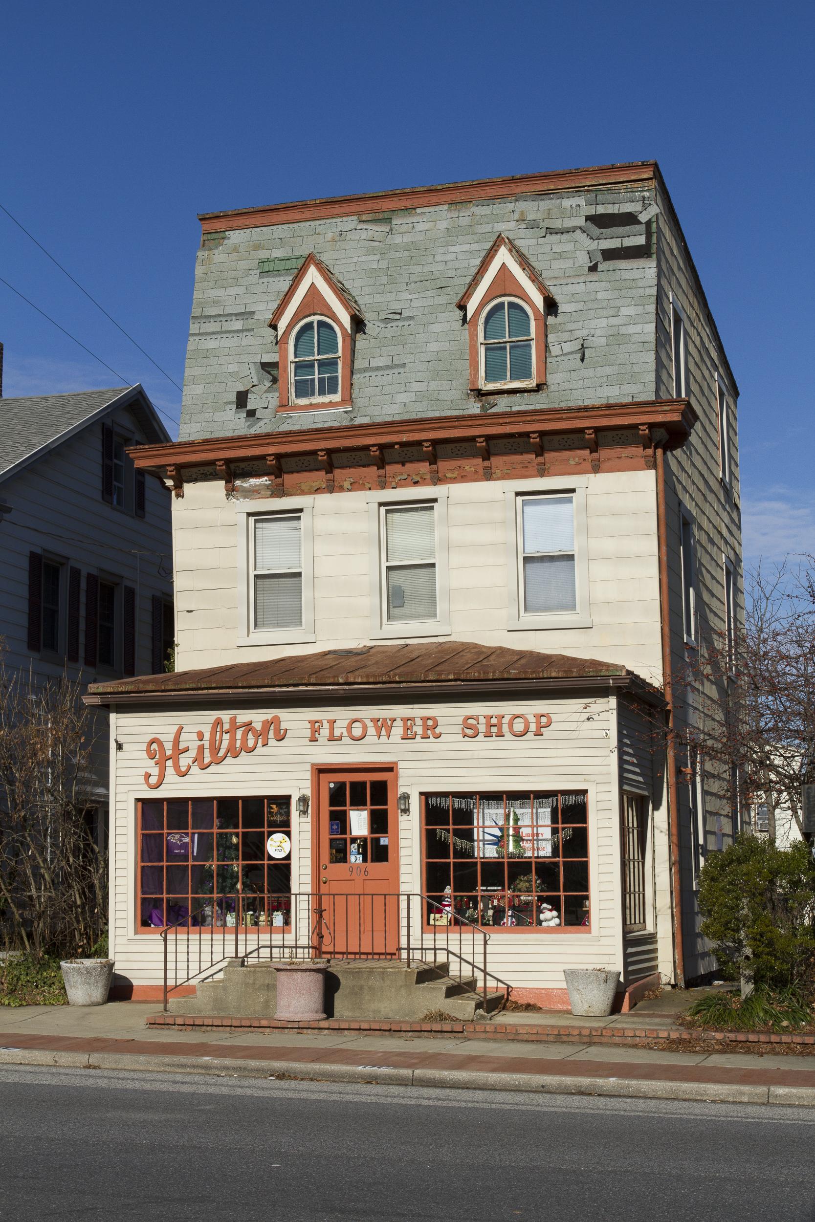 Hilton Flower Shop