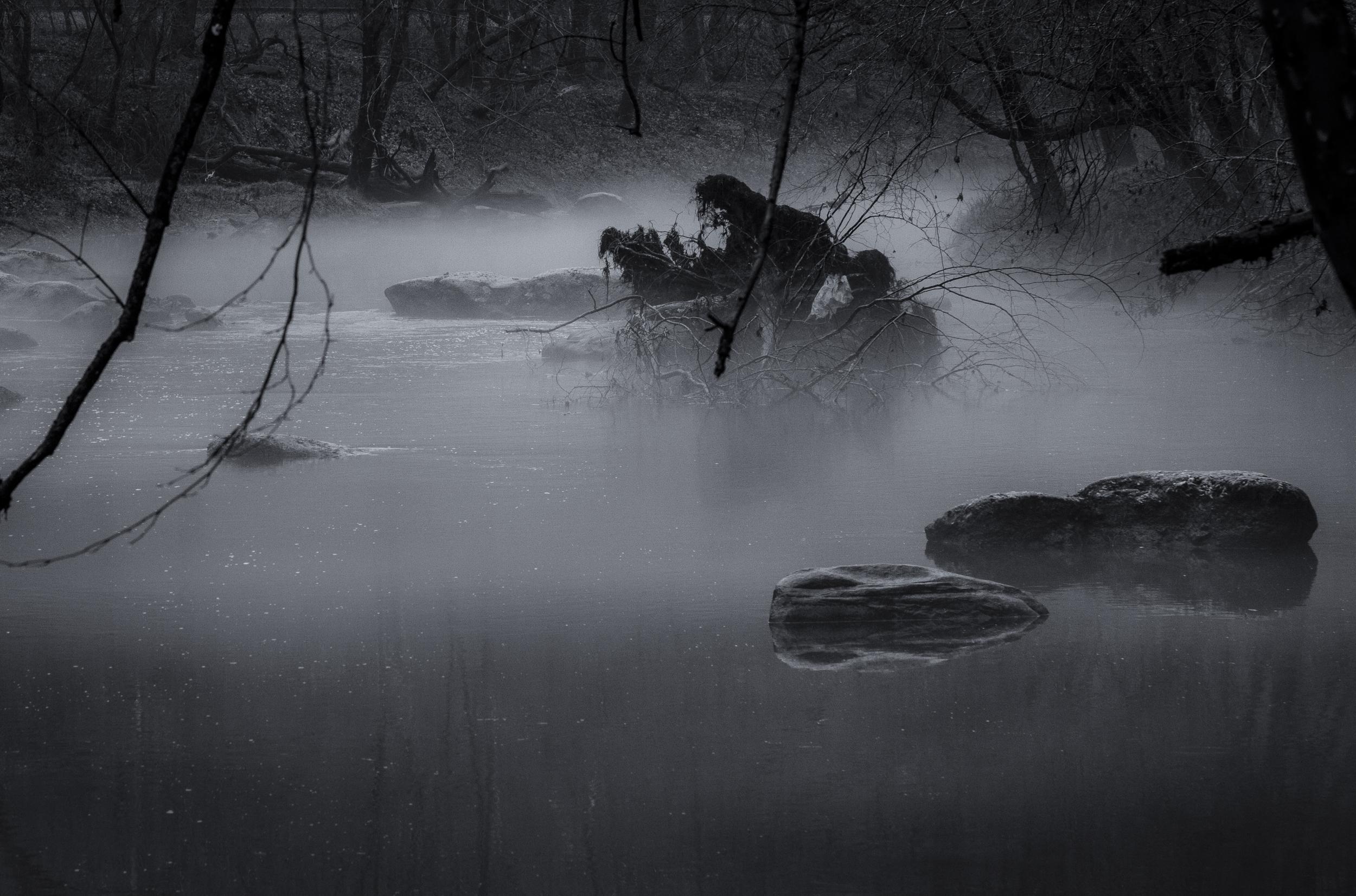 River Fog #1