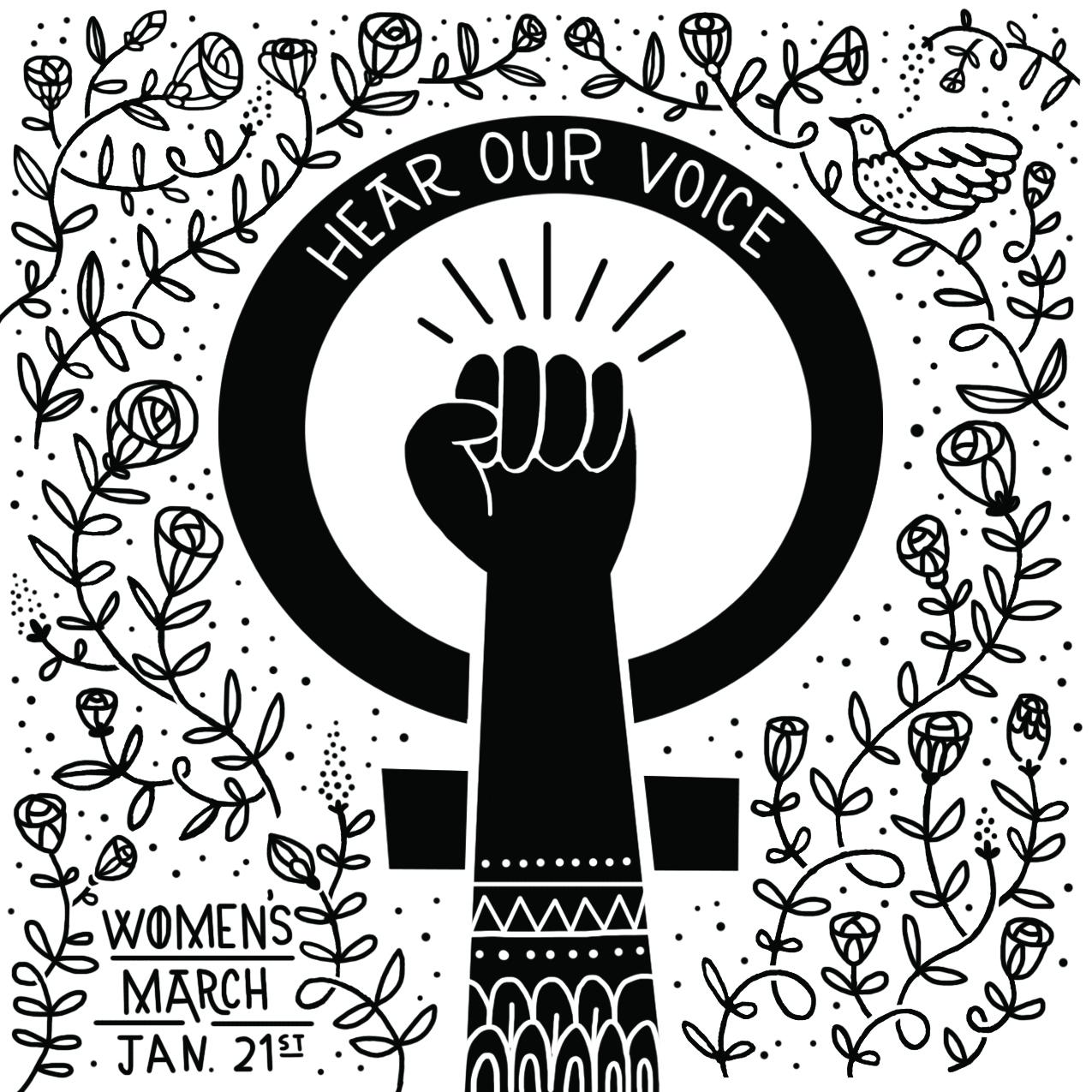 womens march b w.jpg