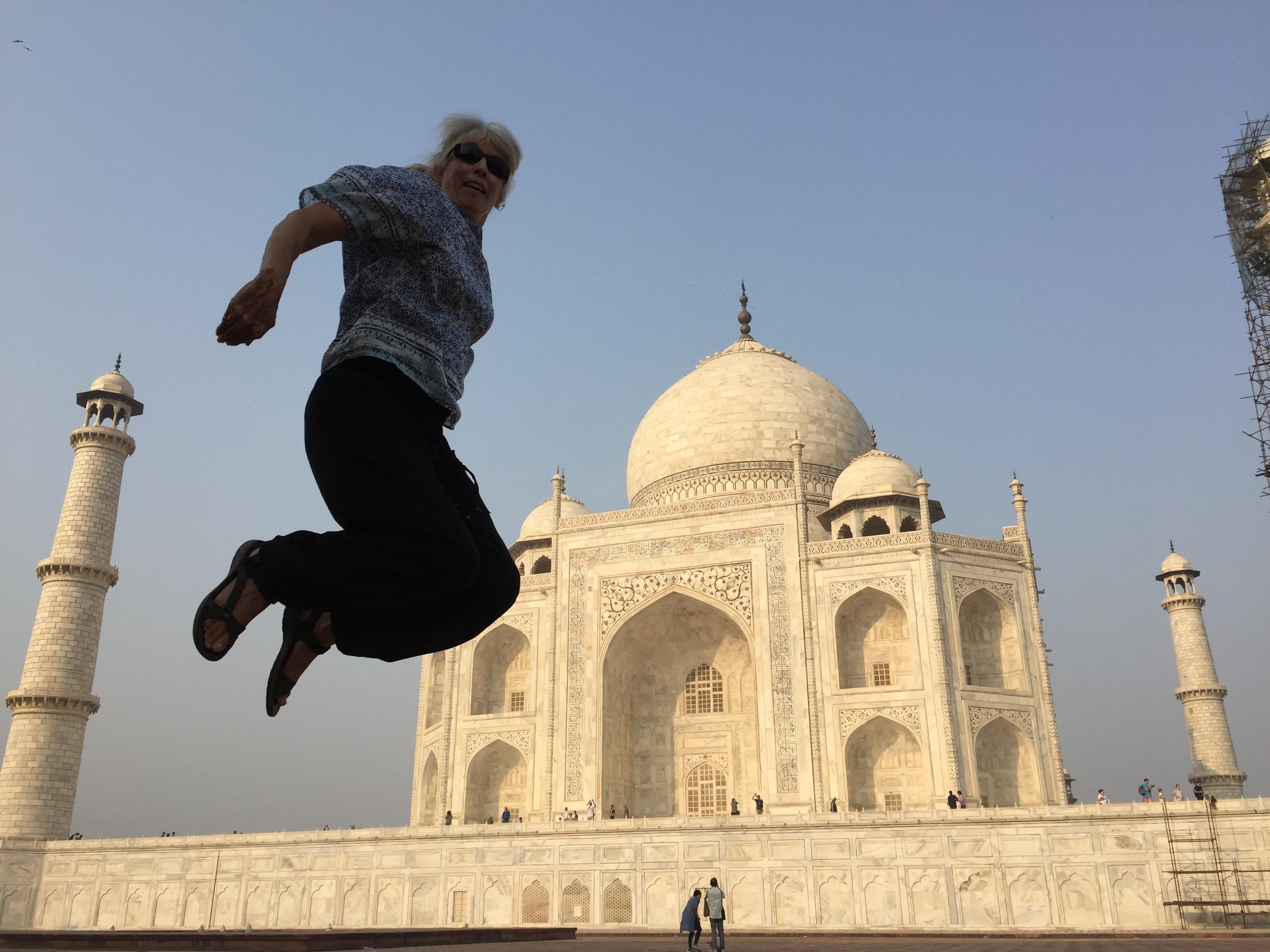 And a jump shot!
