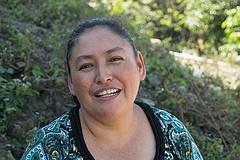 field trainer Consuelo Hernandez