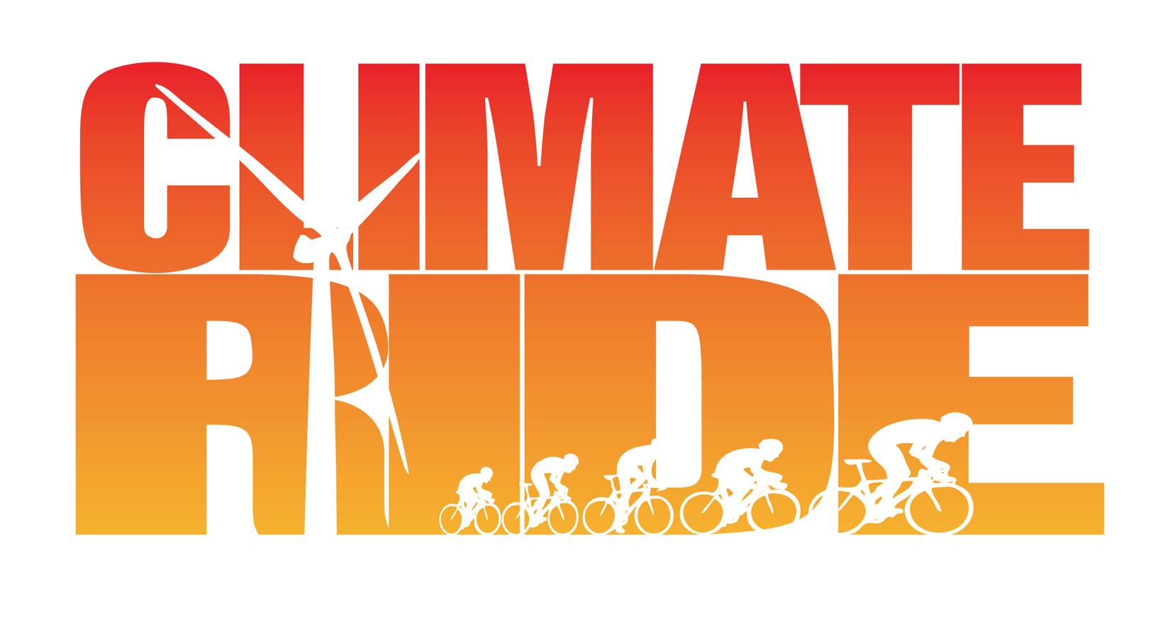 Climate Ride logo