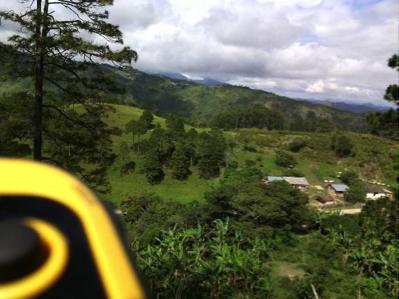 Collecting data points in La Laguna II