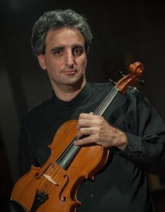 Yoram Youngerman   Viola  Co-Artistic Director, MYCO  Israel Music Institute
