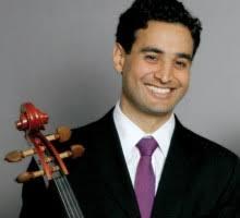 *Raman Ramakrishnan   Cello  Horszowksi Trio  Founder, Daedalus Quartet