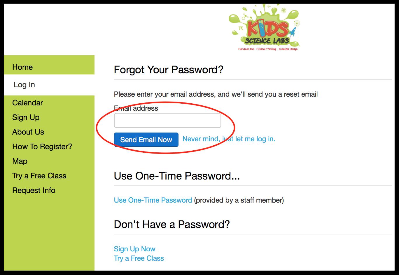 Zen - resetting password.png