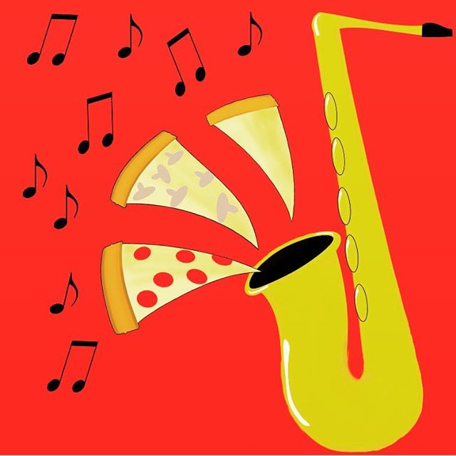 Are you ready for Pizza jazz? Or maybe some jazzy pizza?? Whatever, @brockenzo_pizza providing that beautiful brick oven pizza, and Michael Readinger of @ldf_band with the tunes! Palmer open until 9 o'clock tonight! Welcome to the weekend.