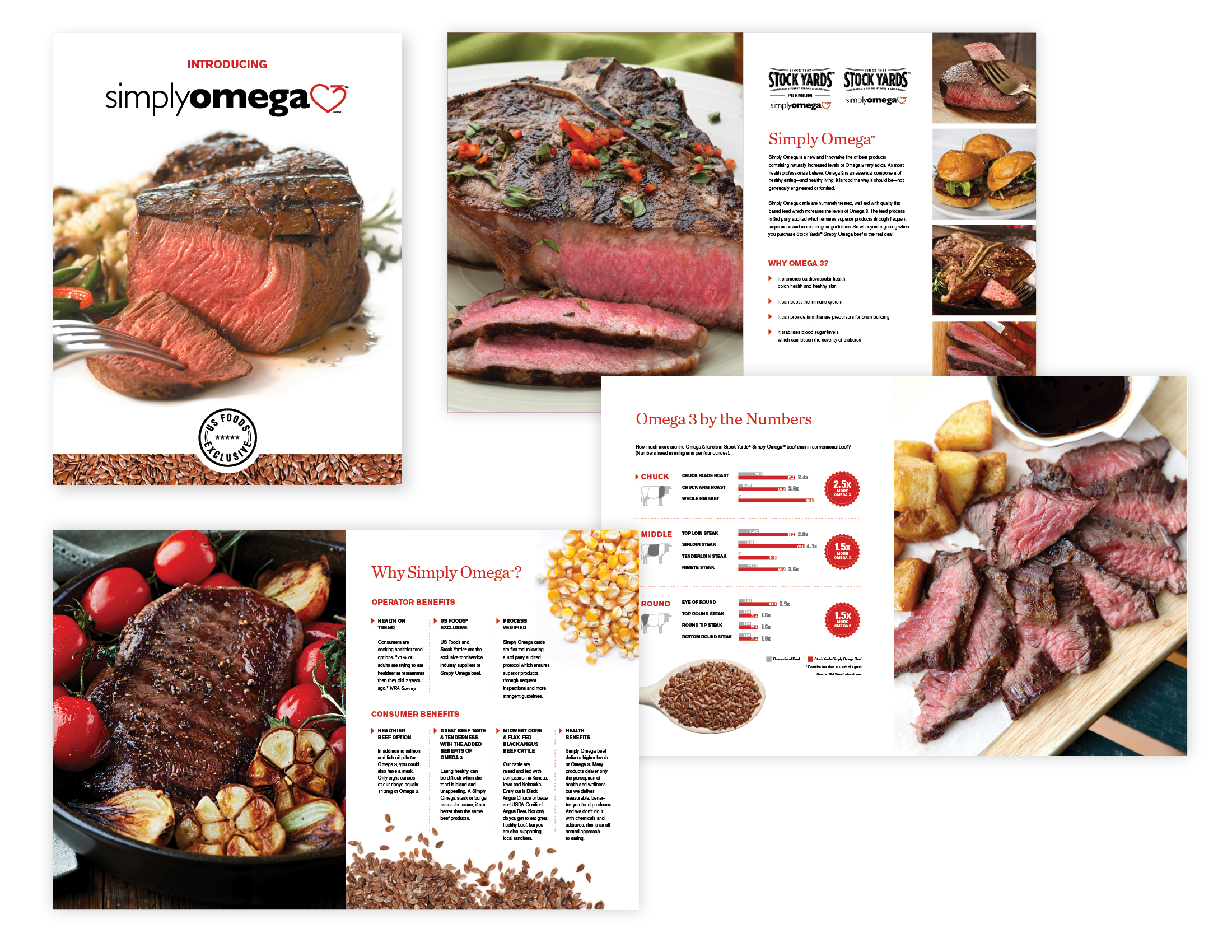 Simply Omega Brochure