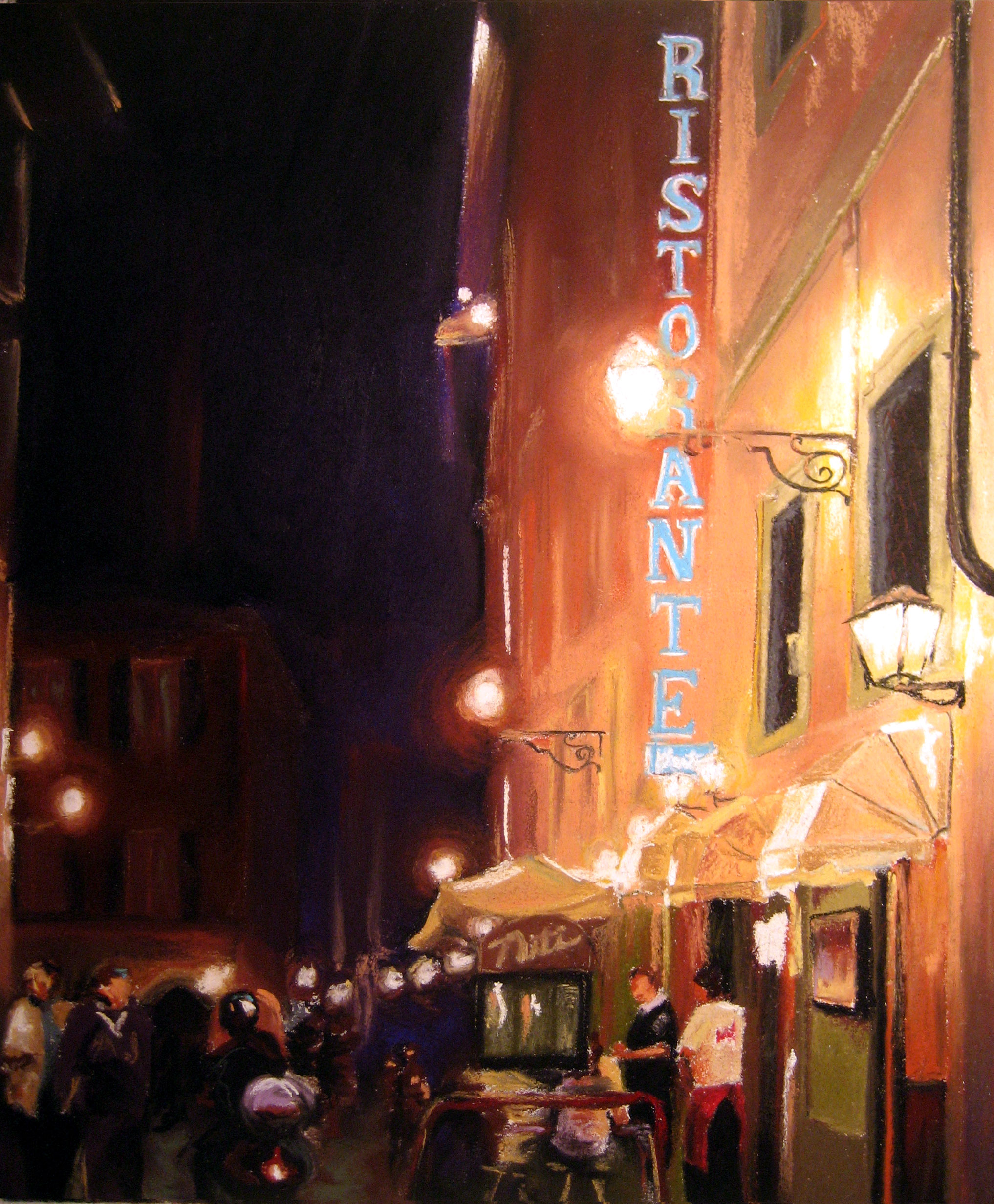 Ristorante, 2008