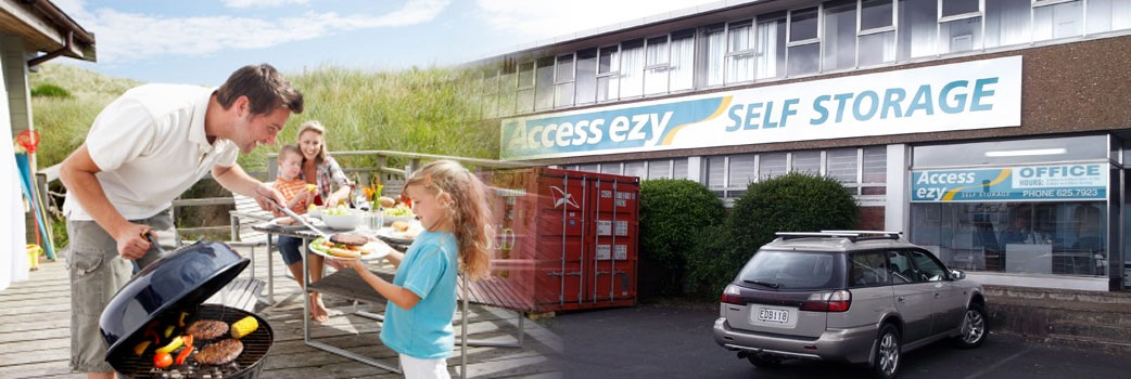 Access Ezy Self Storage For Households & Families