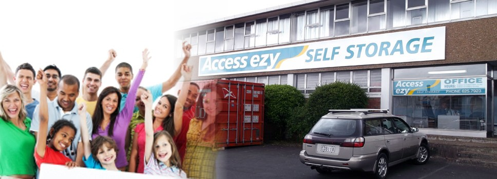 Access Ezy Self Storage For Students