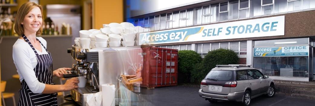 Access Ezy Self Storage For Business
